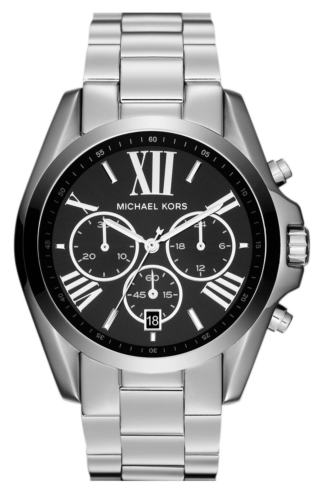 Bradshaw Chronograph Bracelet Watch, 43mm,                             Main thumbnail 7, color,