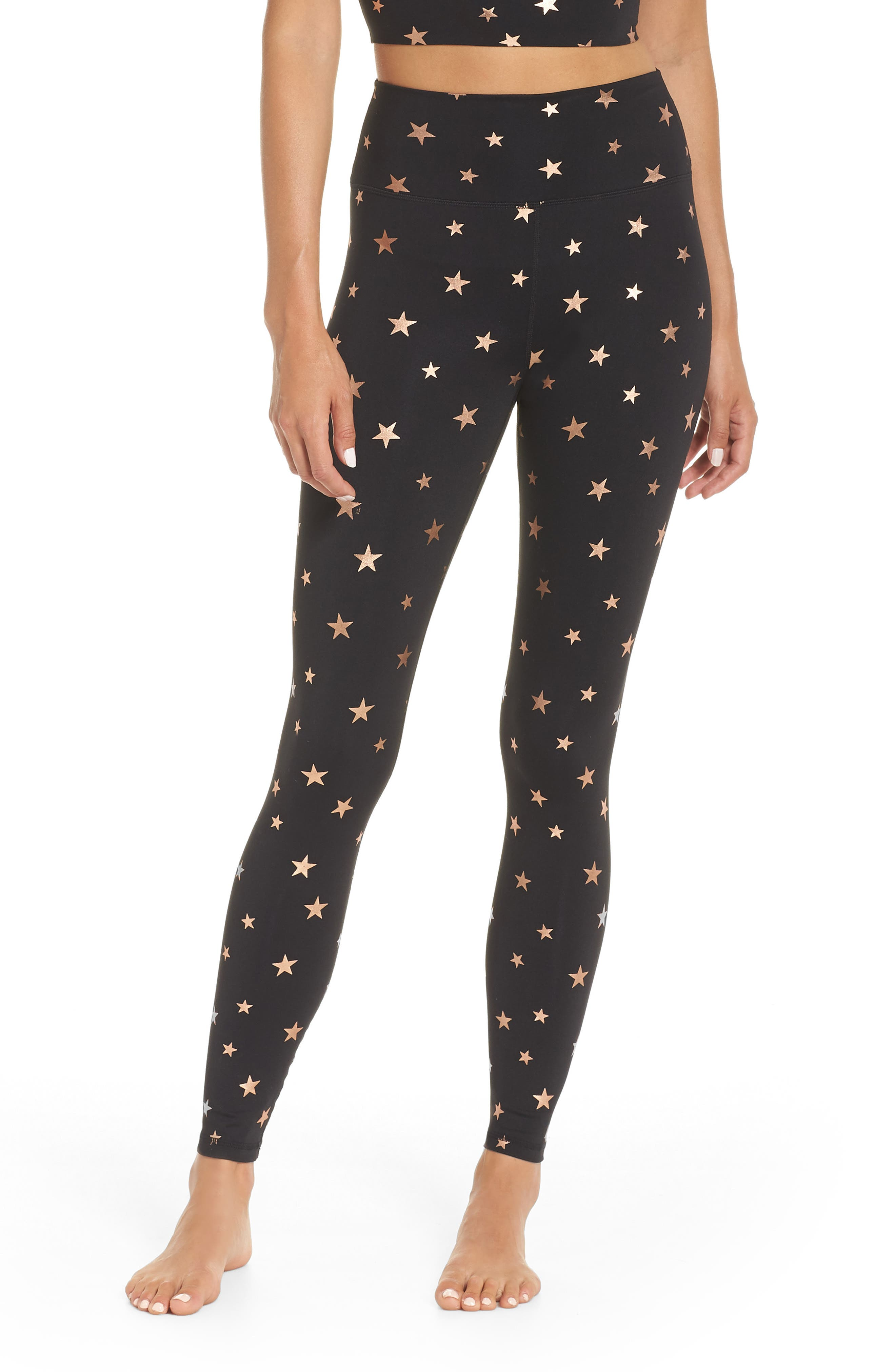 Starry Vibes Perfect High Waist Leggings,                         Main,                         color, 003