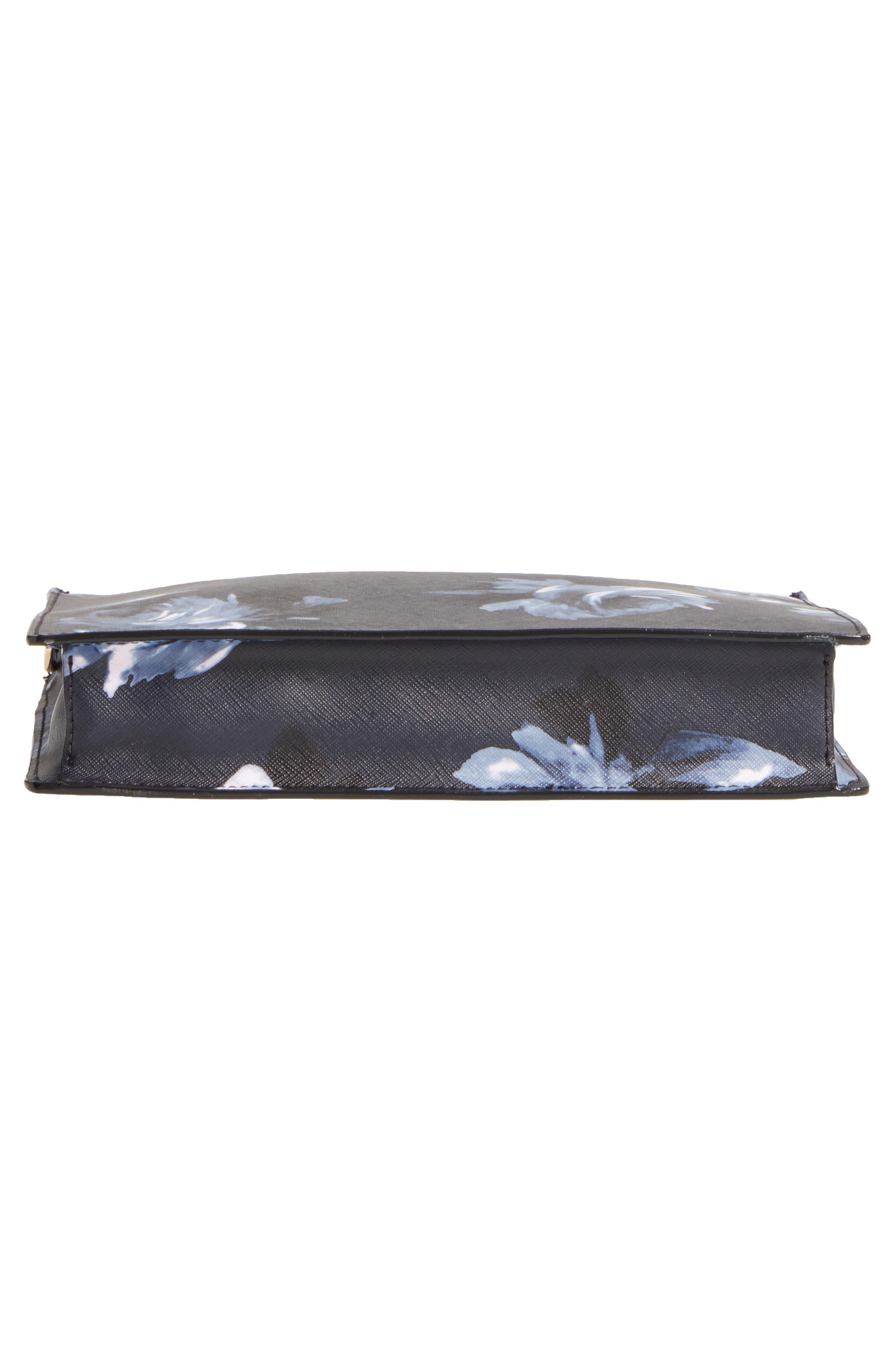 cameron street clarise leather shoulder bag,                             Alternate thumbnail 6, color,                             458