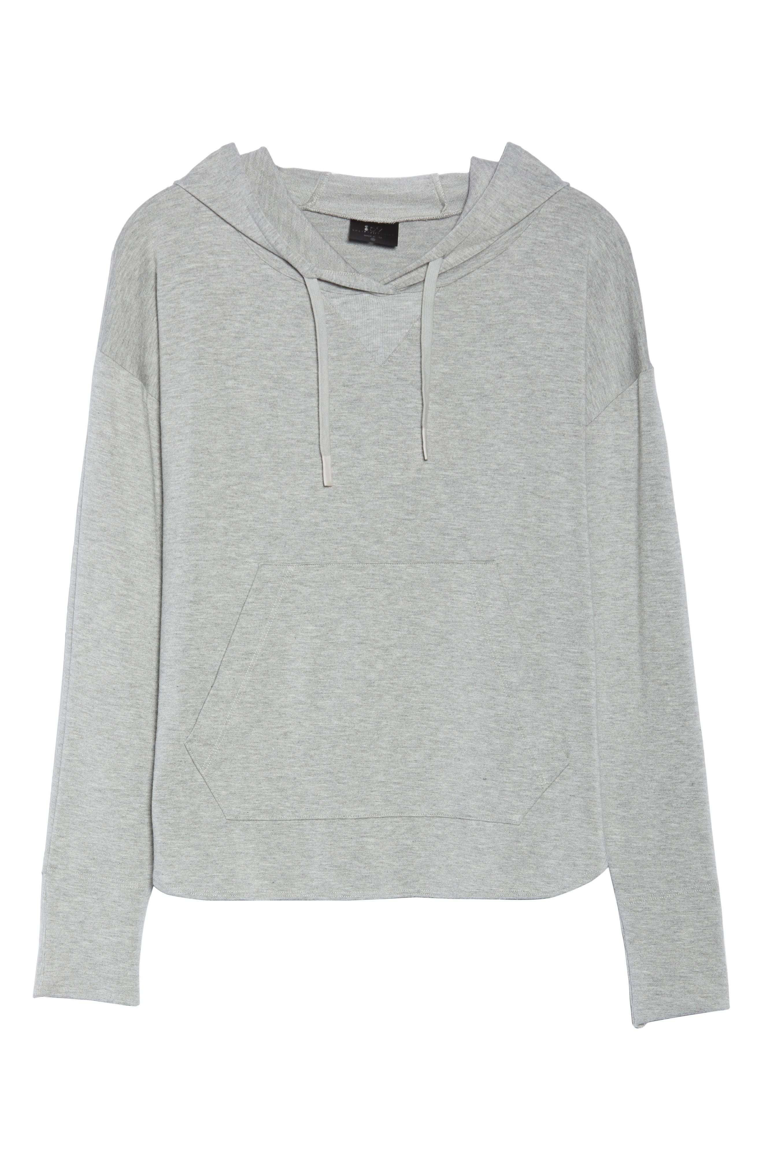 Pacific Hoodie,                             Alternate thumbnail 7, color,                             LIGHT HEATHER GREY