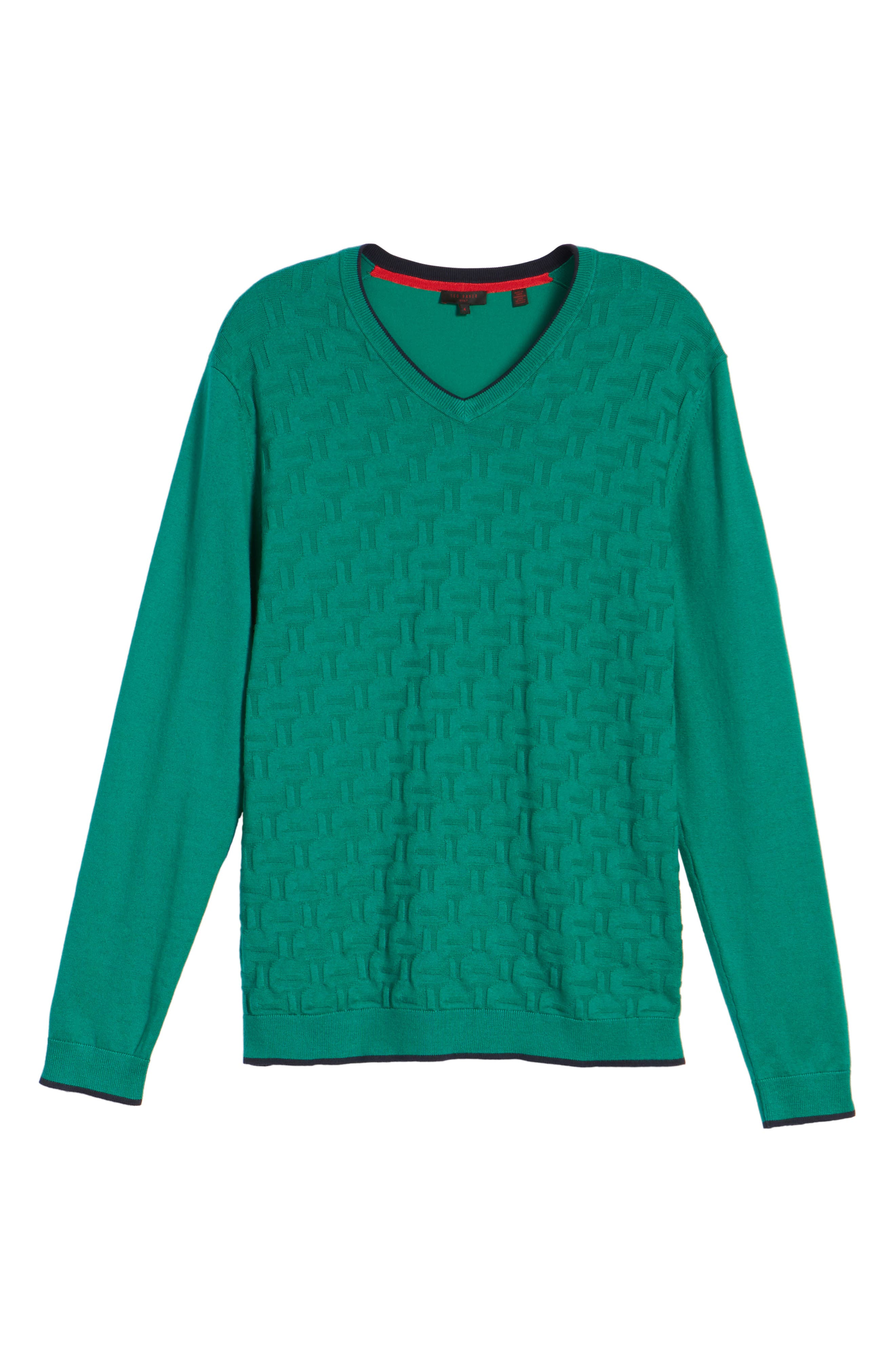 Armstro Tipped Golf Tee Sweater,                             Alternate thumbnail 34, color,