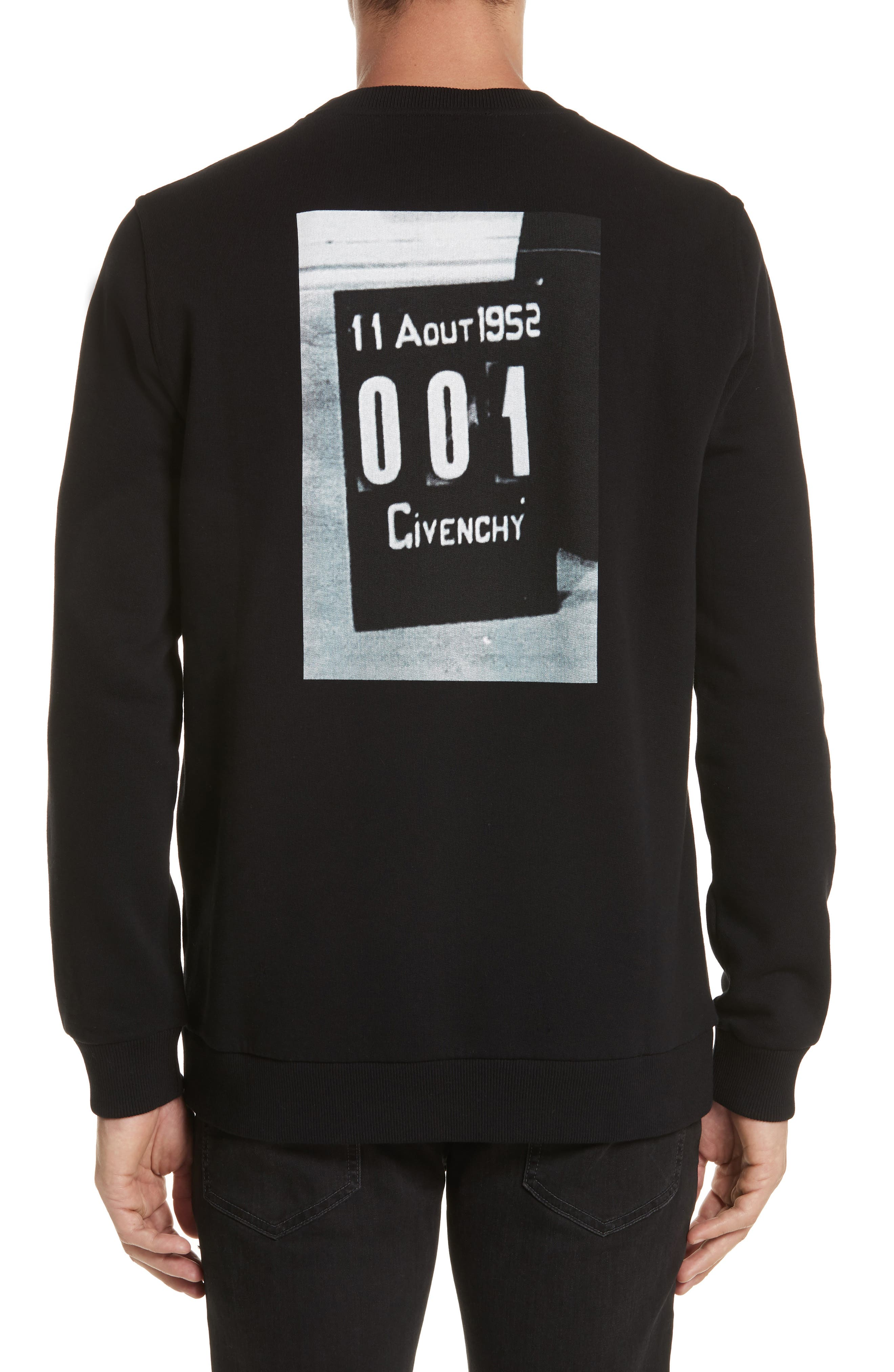 Original Crewneck Sweatshirt,                             Alternate thumbnail 2, color,                             001