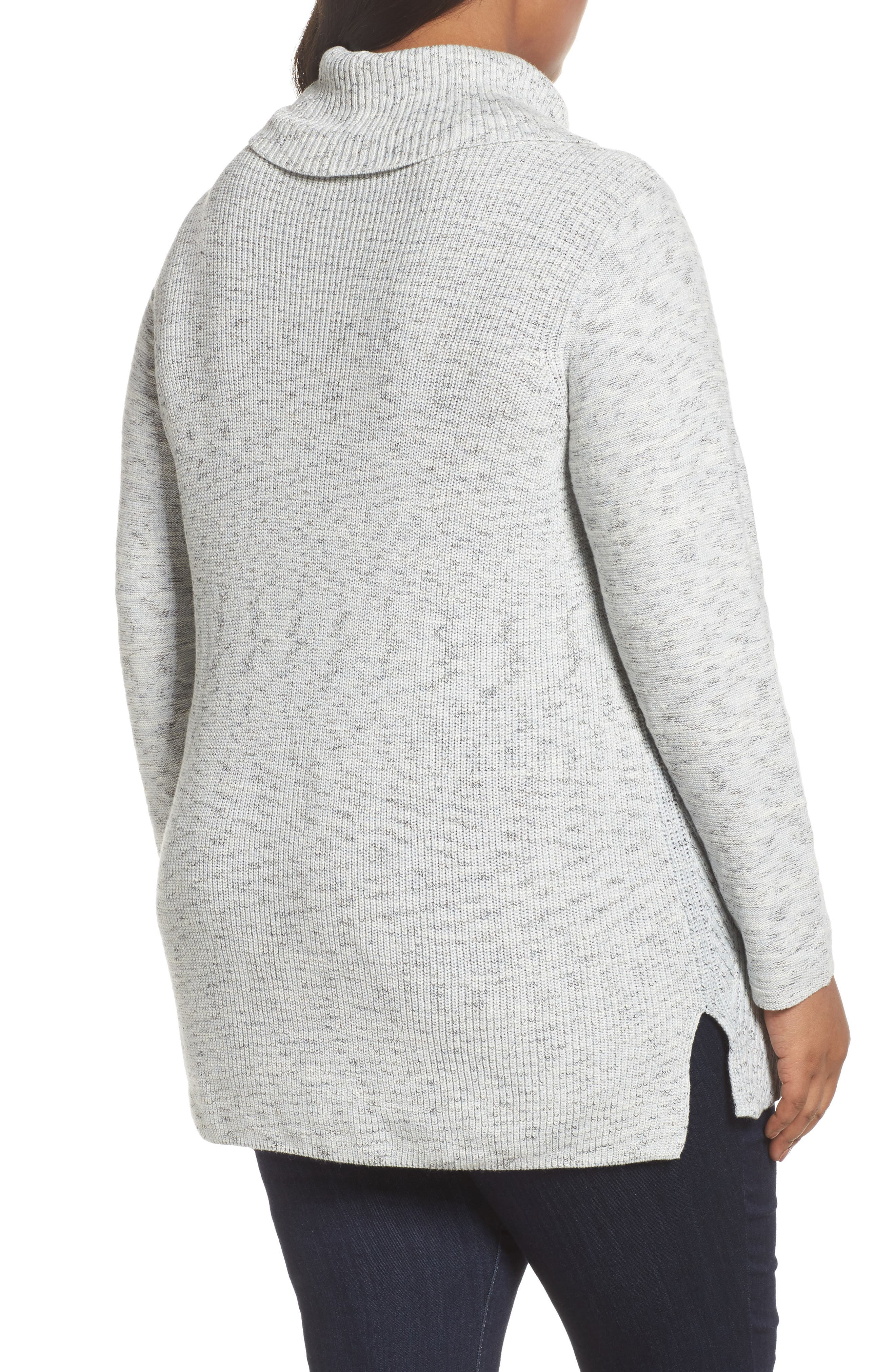 North Star Turtleneck Tunic,                             Alternate thumbnail 2, color,