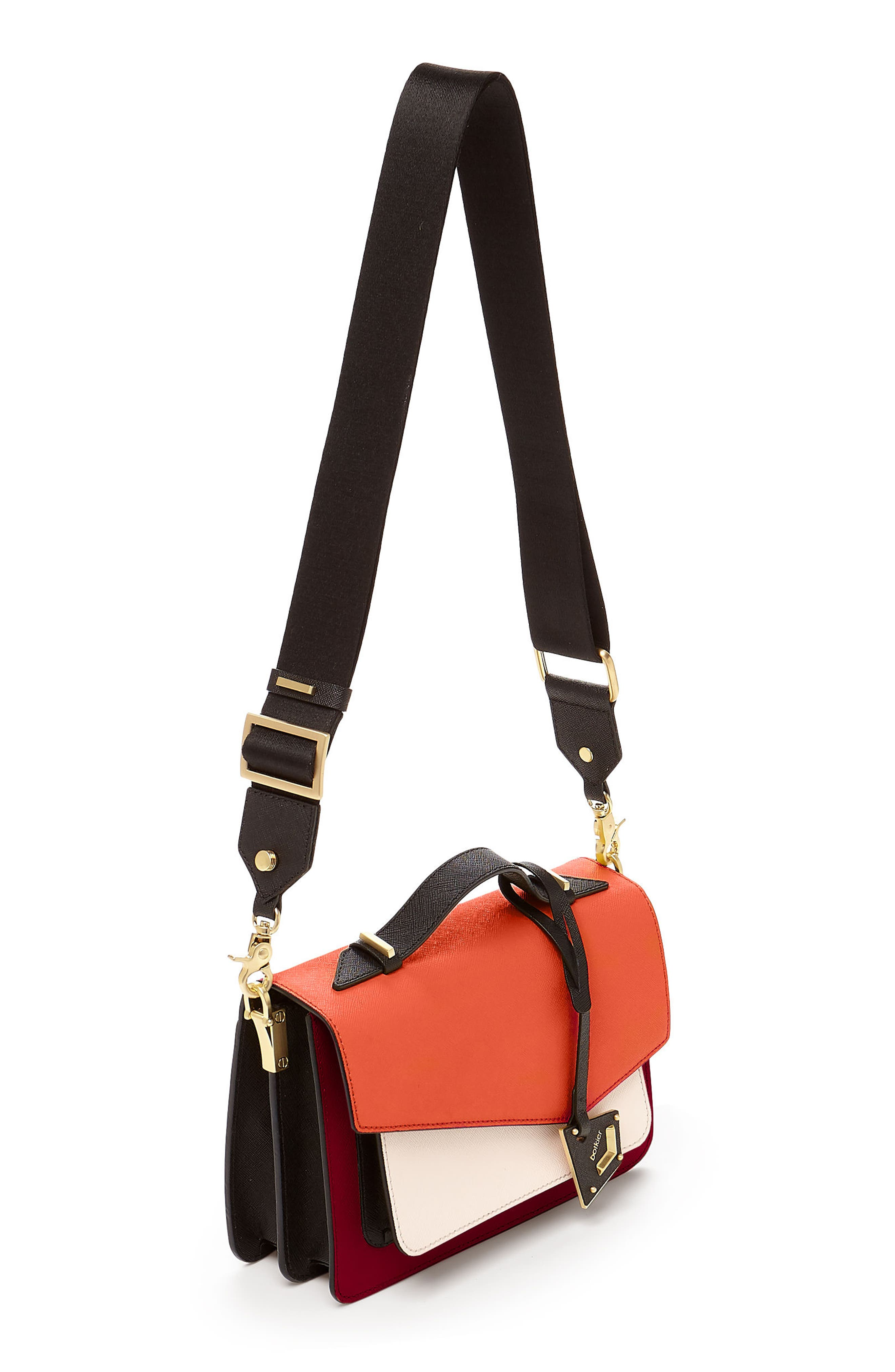 Cobble Hill Leather Crossbody Bag,                             Alternate thumbnail 40, color,