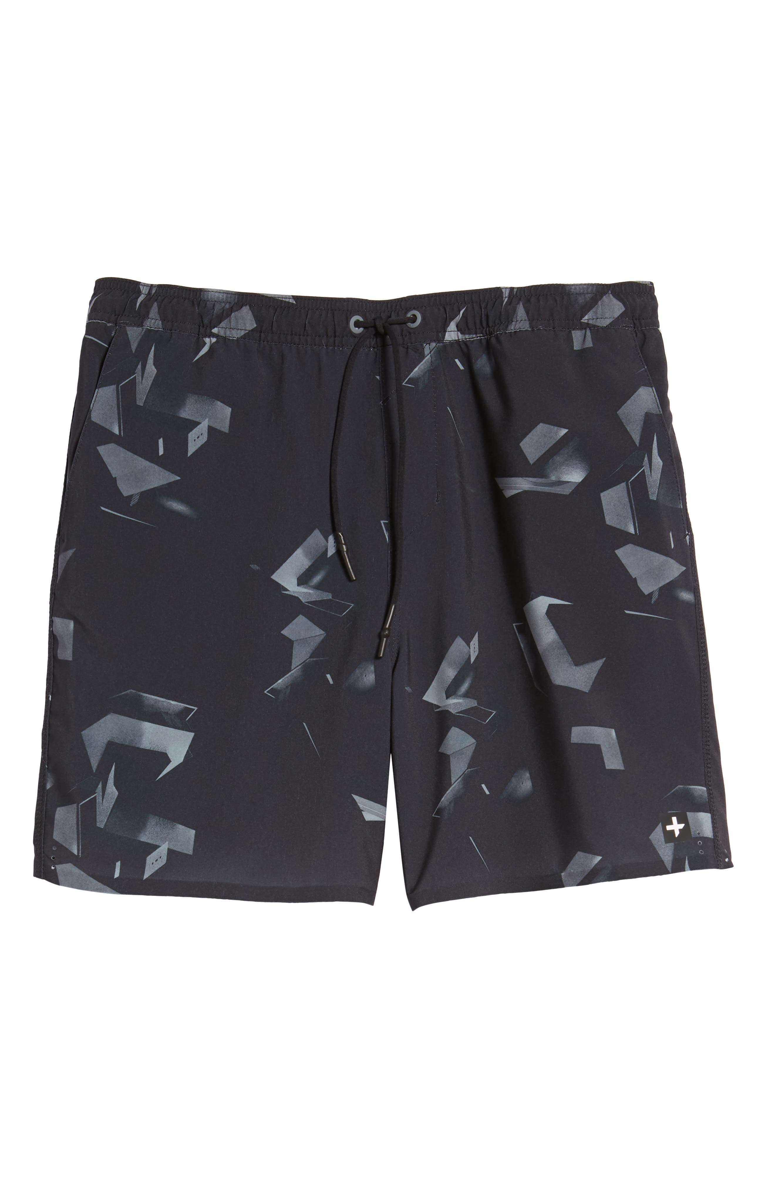 Desmond Swim Trunks,                             Alternate thumbnail 6, color,                             001