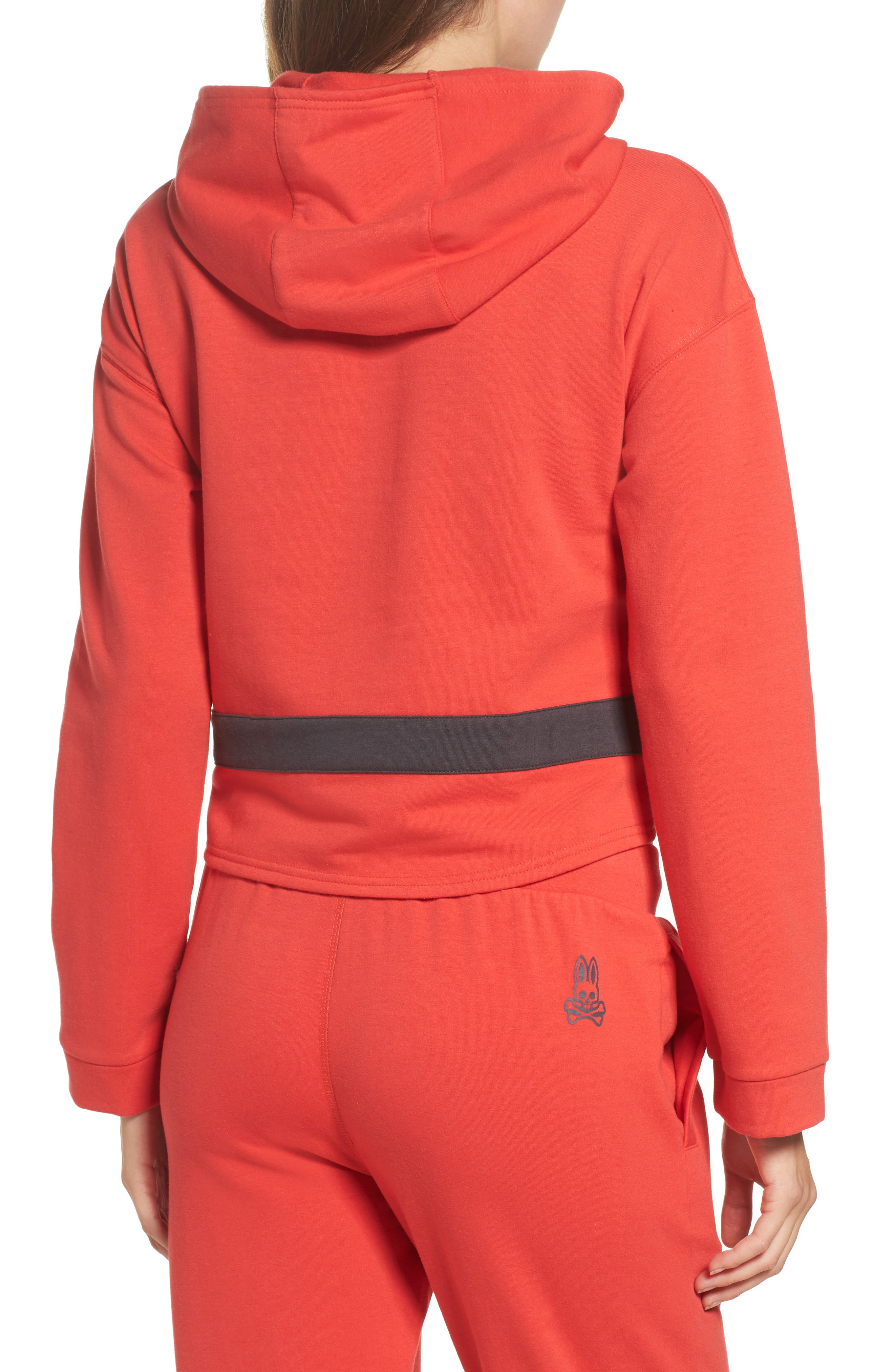Comfy Lounge Hoodie,                             Alternate thumbnail 4, color,
