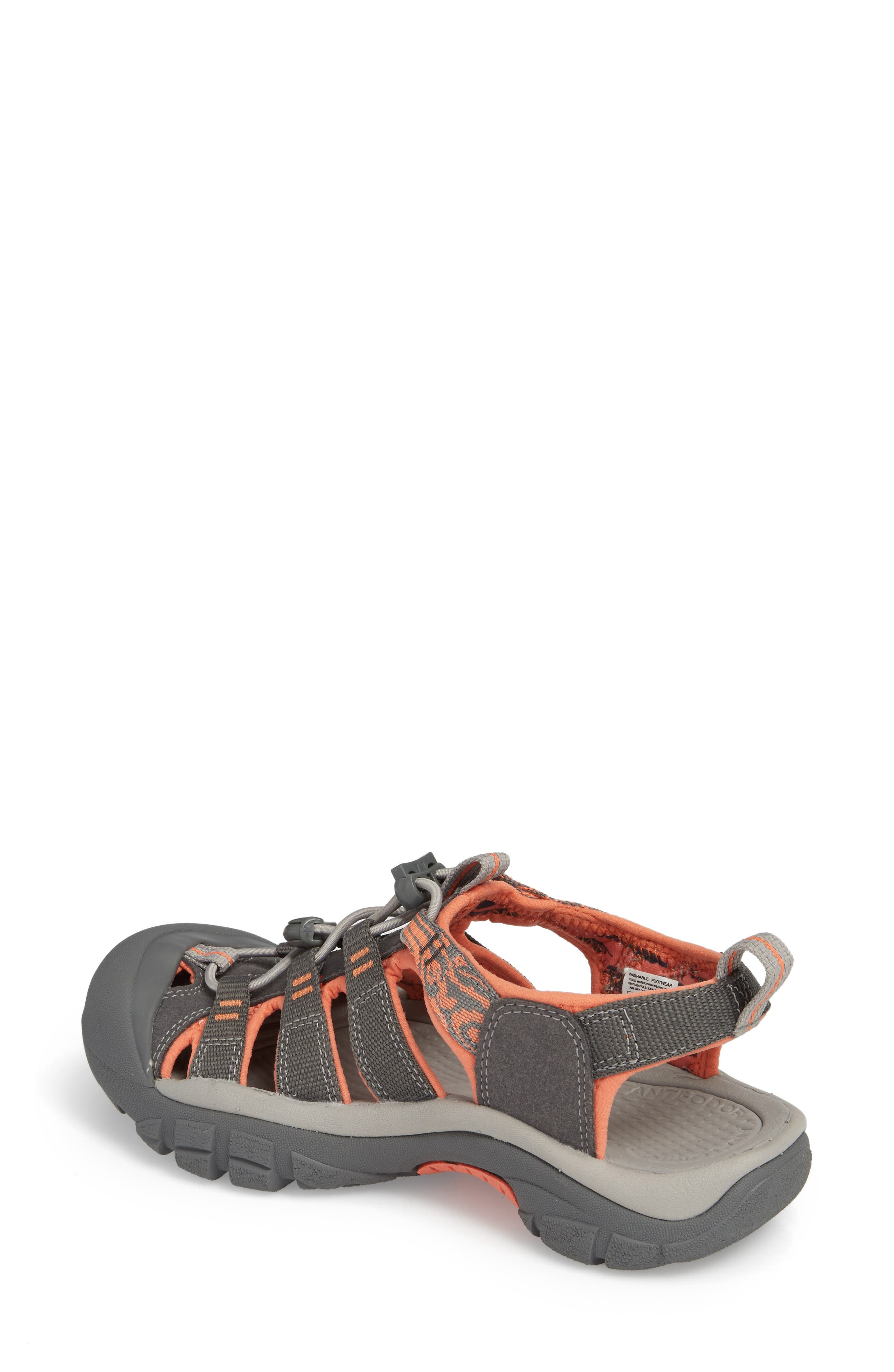Newport Hydro Sandal,                             Alternate thumbnail 2, color,                             MAGNET/ CORAL