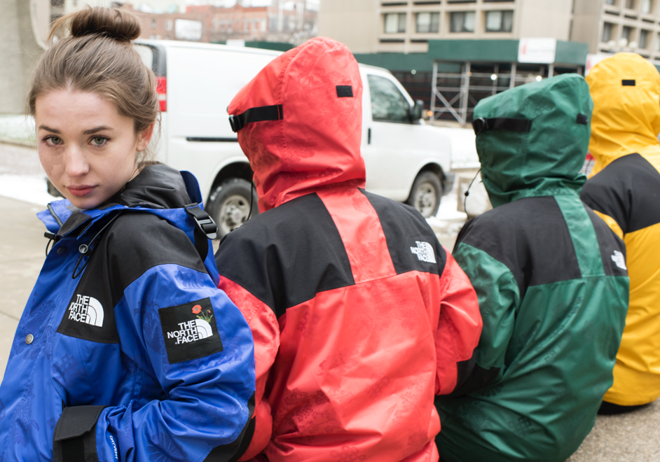 Pop-In@Nordstrom x The North Face. January 12-February 4.
