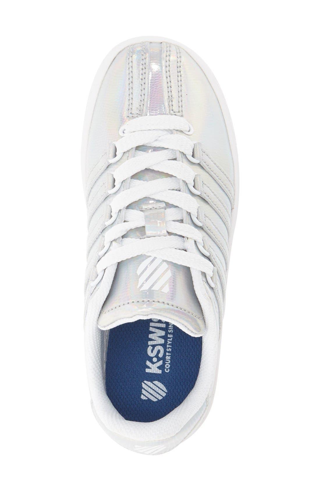 'Classic - Shine On' Sneaker,                             Alternate thumbnail 3, color,                             086