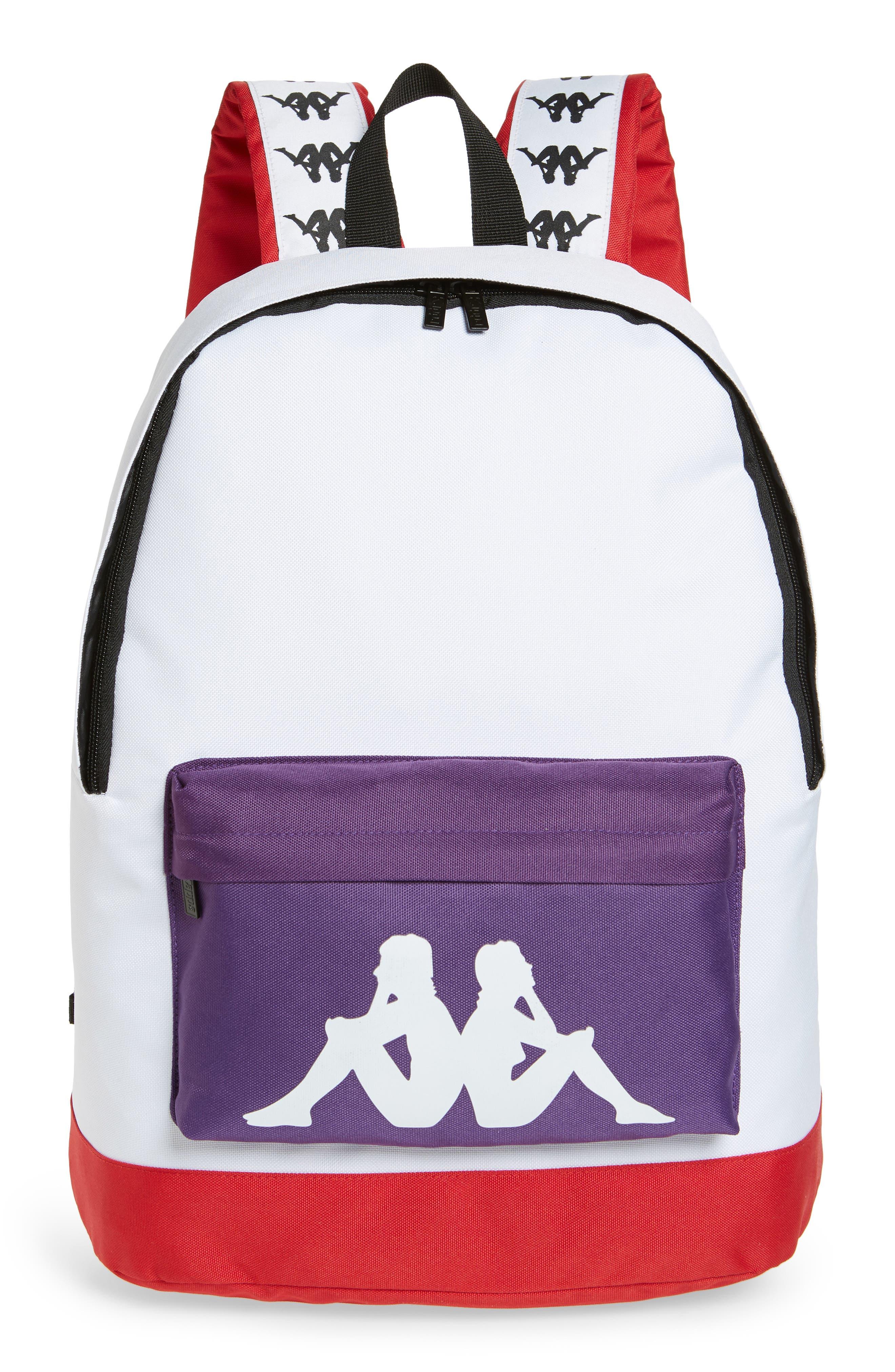 Kappa Active Backpack - White