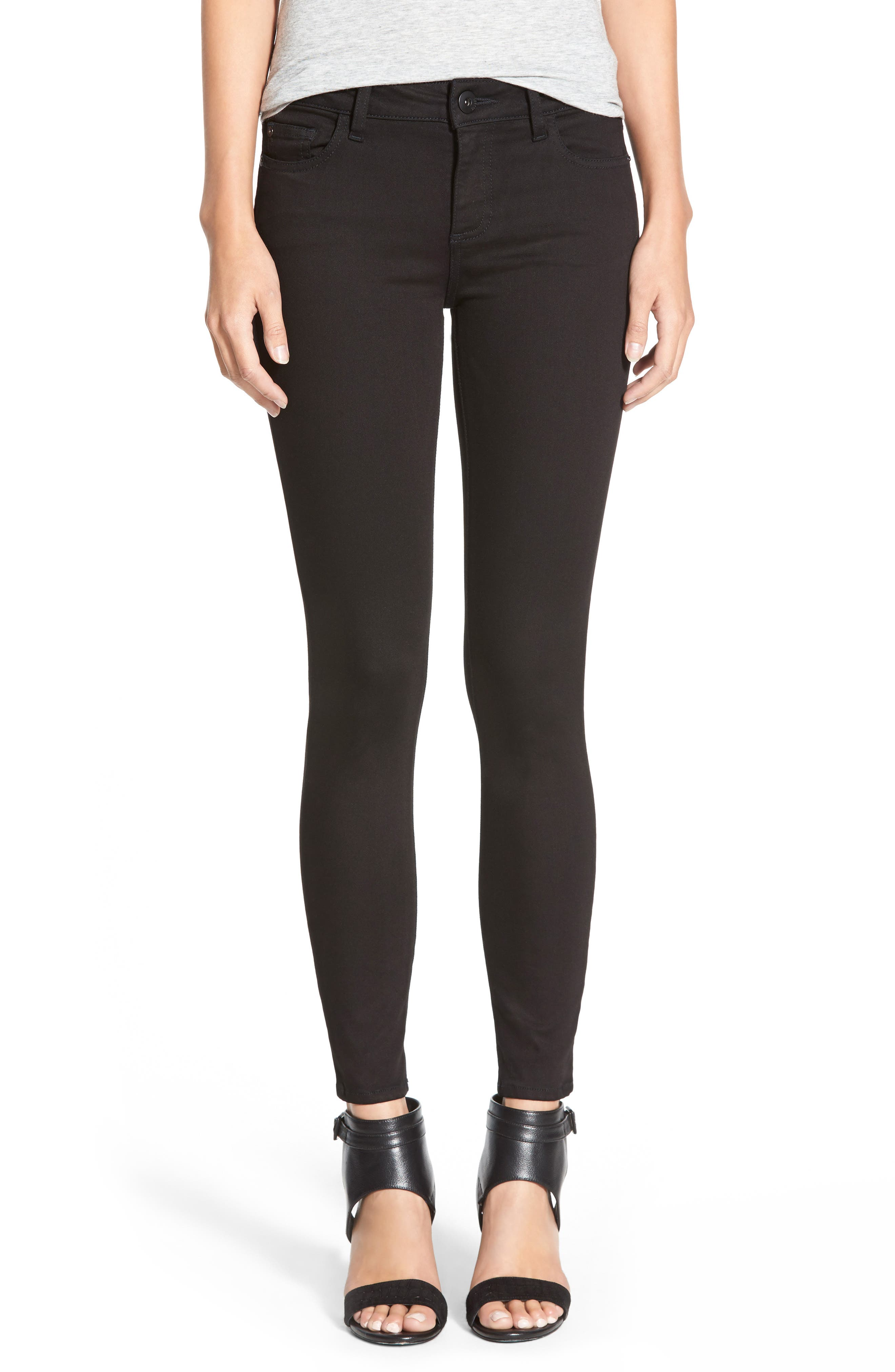 'Margaux' Instasculpt Ankle Skinny Jeans,                         Main,                         color, HAIL