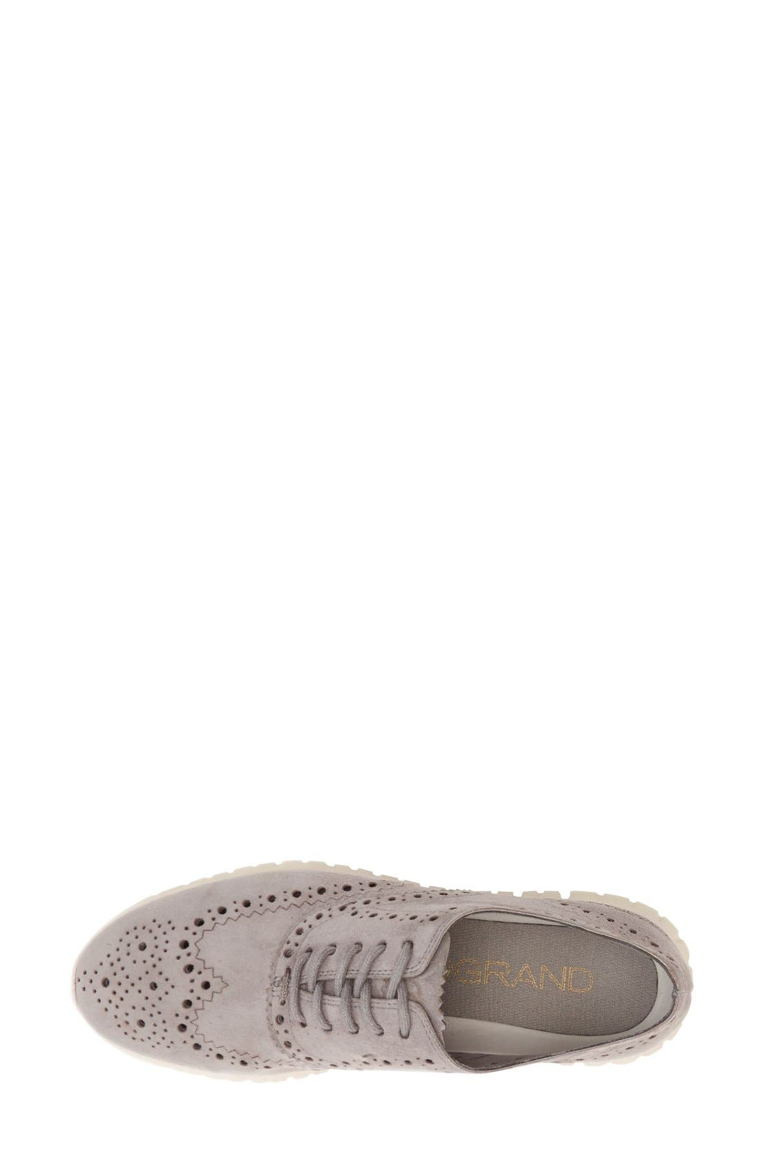 'ZeroGrand' Perforated Wingtip,                             Alternate thumbnail 69, color,