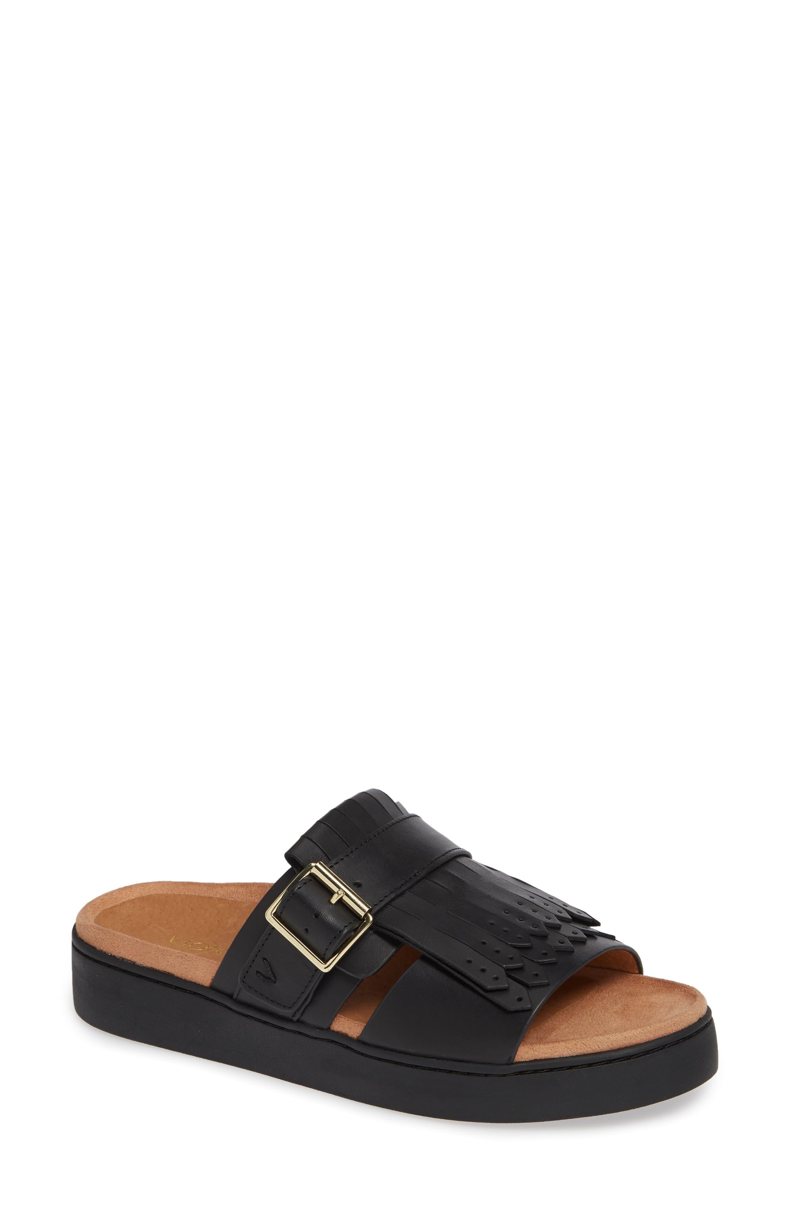 Fillmore Slide Sandal,                         Main,                         color, 001