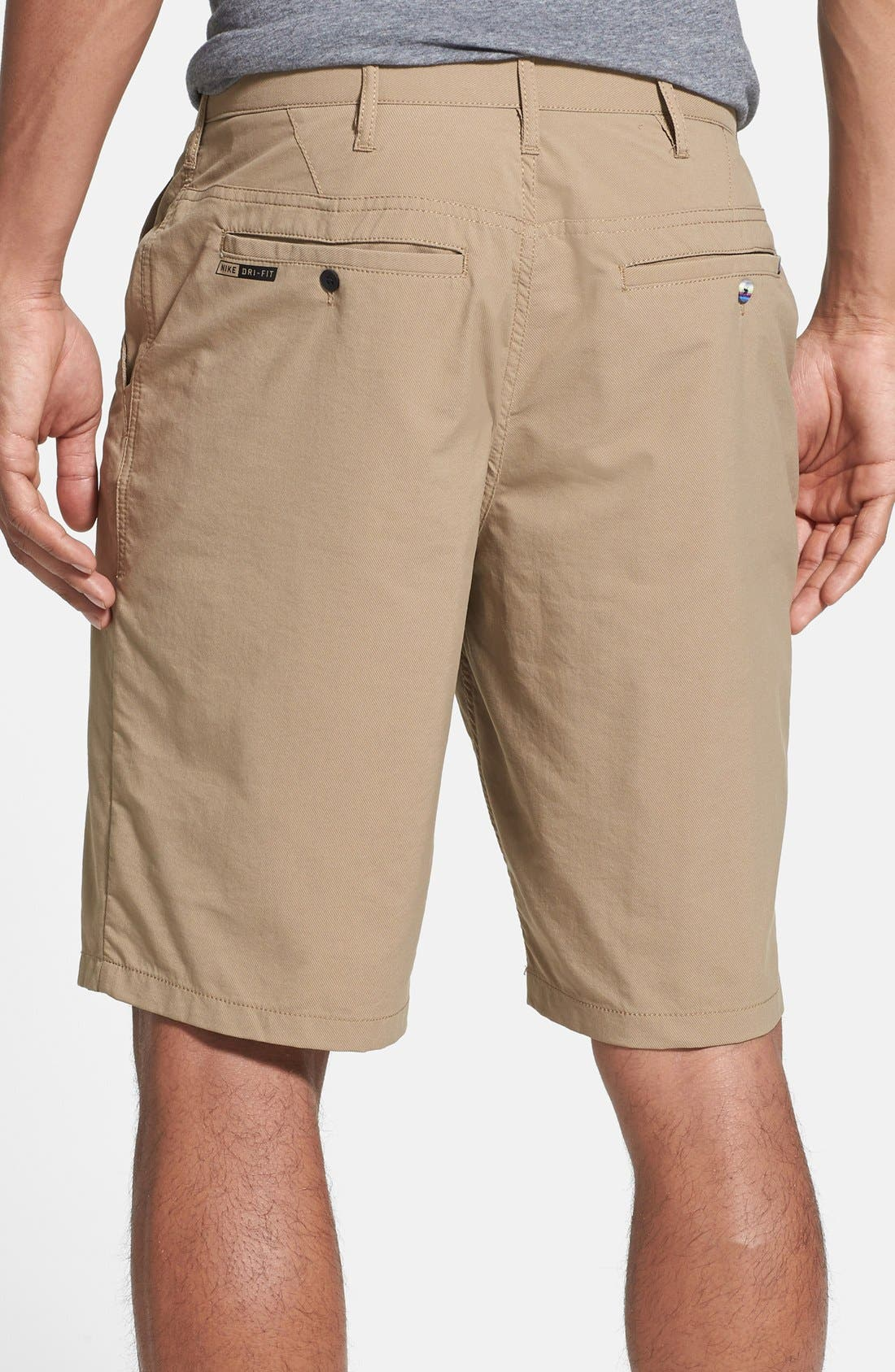 'Dry Out' Dri-FIT<sup>™</sup> Chino Shorts,                             Alternate thumbnail 111, color,