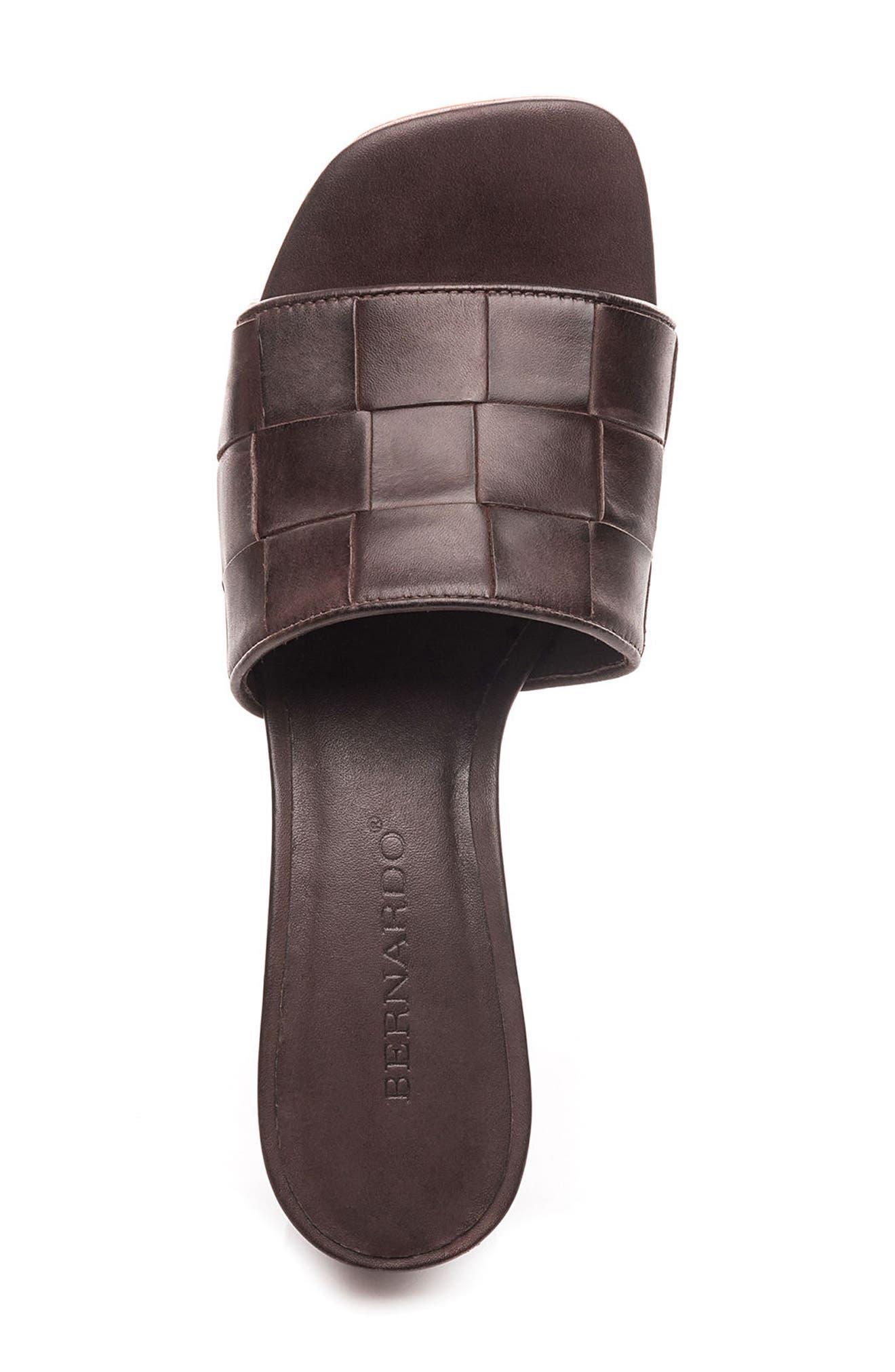 Bernardo Bridget Block Heel Sandal,                             Alternate thumbnail 19, color,