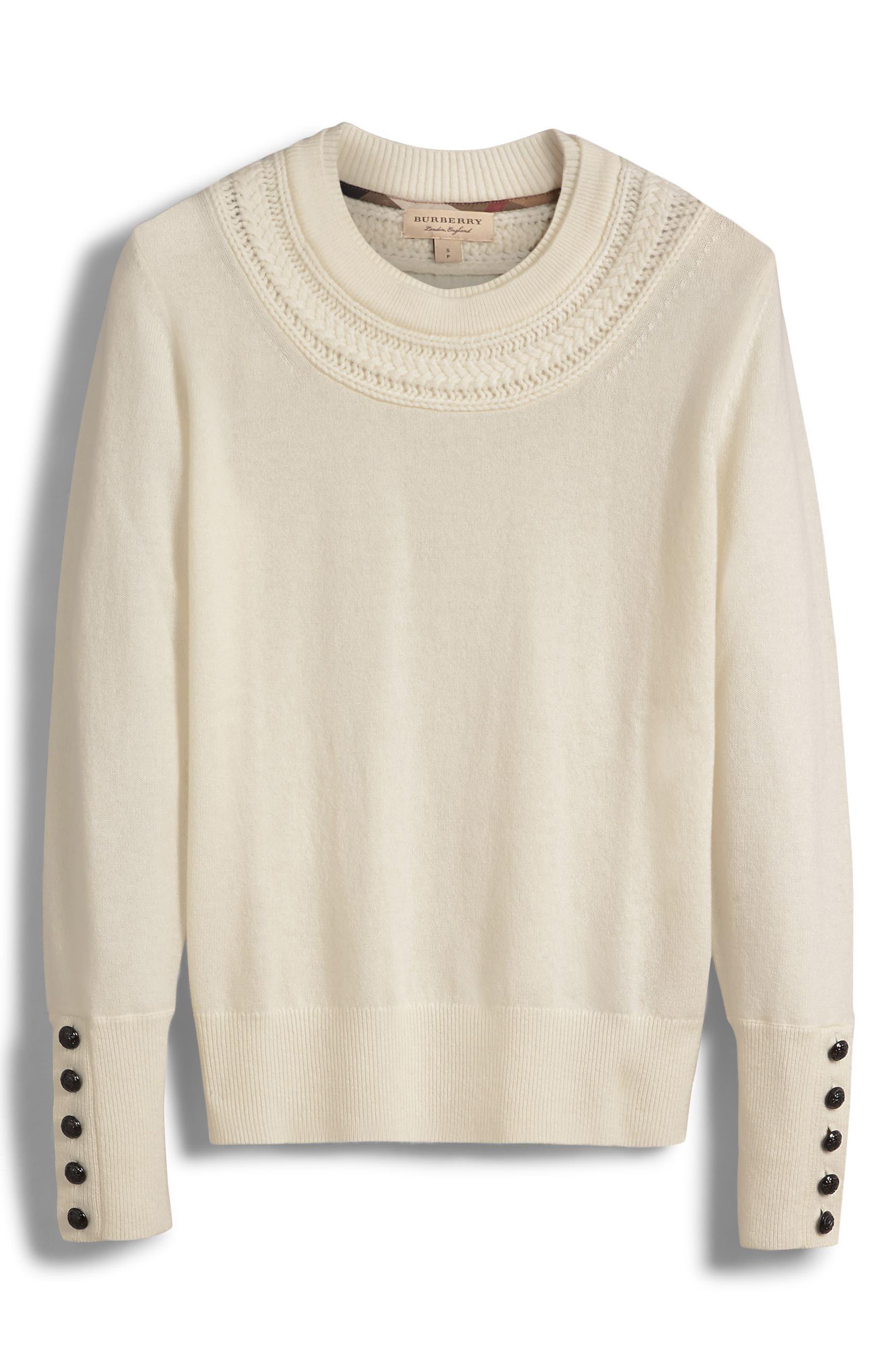 Carapelle Cashmere Sweater,                             Alternate thumbnail 11, color,
