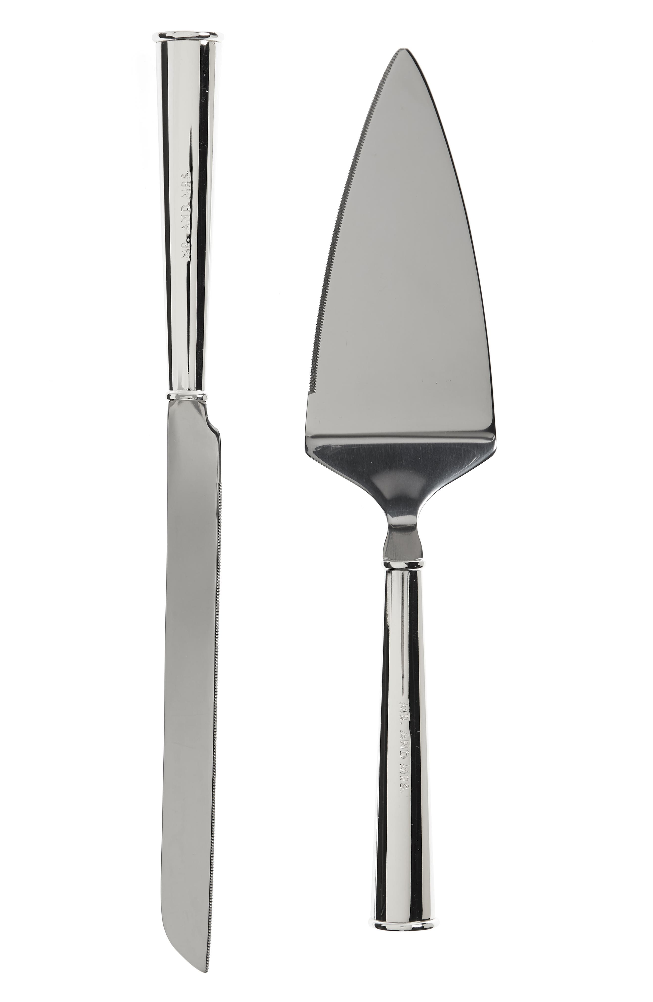'darling point' 2-piece cake serving set,                             Main thumbnail 1, color,                             960