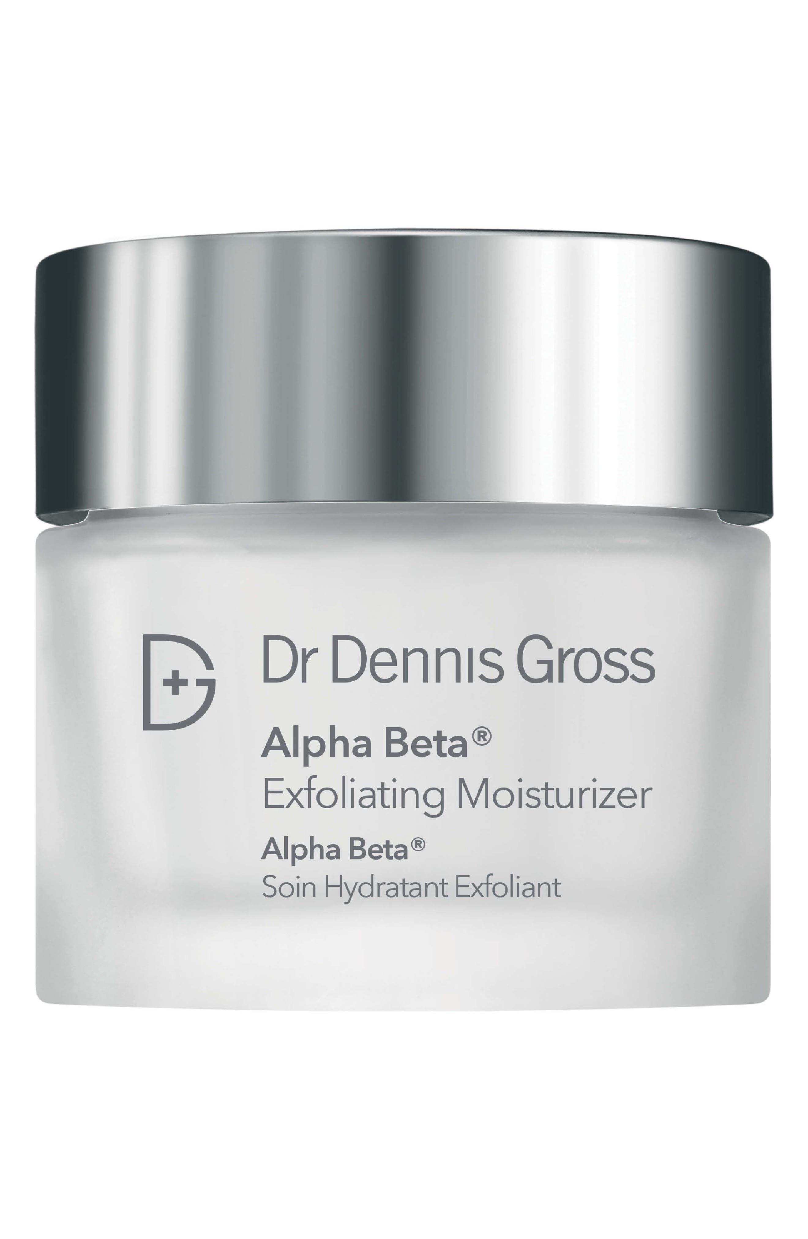 Alpha Beta<sup>®</sup>Exfoliating Moisturizer,                         Main,                         color, NO COLOR