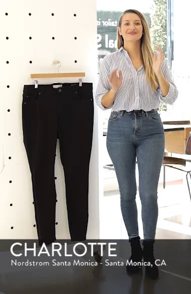 'The Skinny' Stretch Denim Jeans, sales video thumbnail