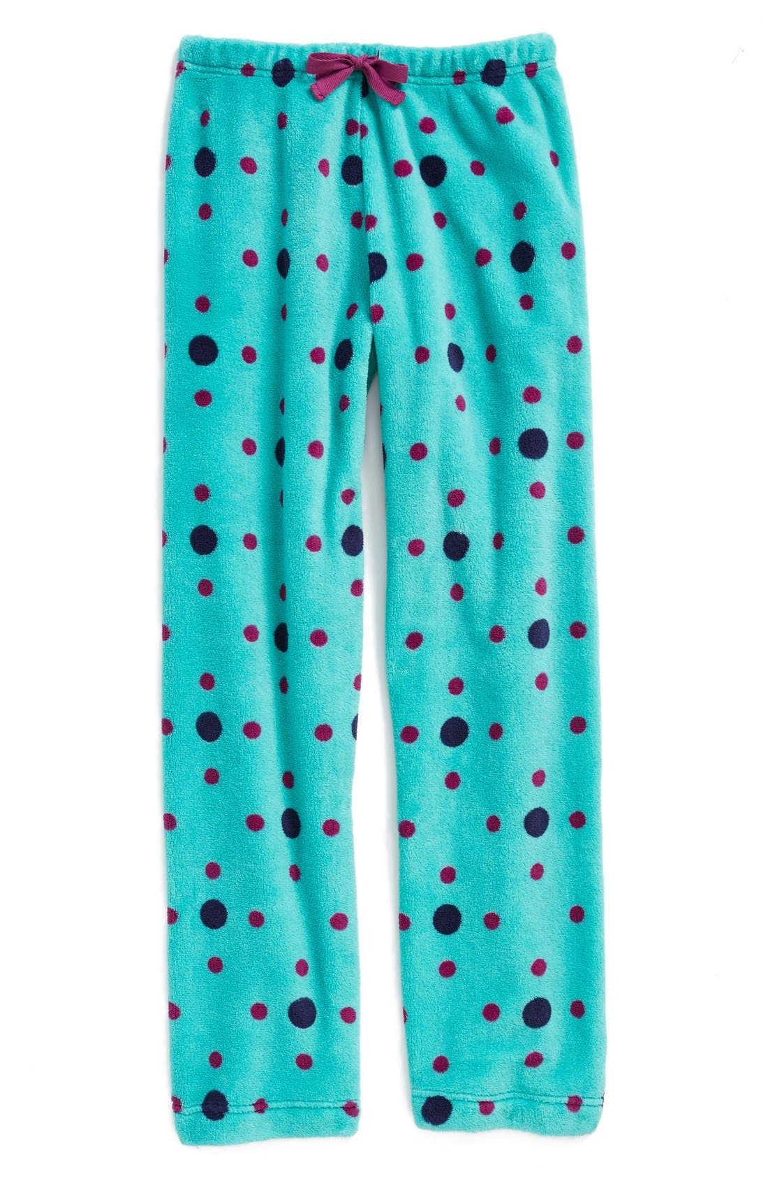Fleece Pajama Pants,                             Main thumbnail 7, color,