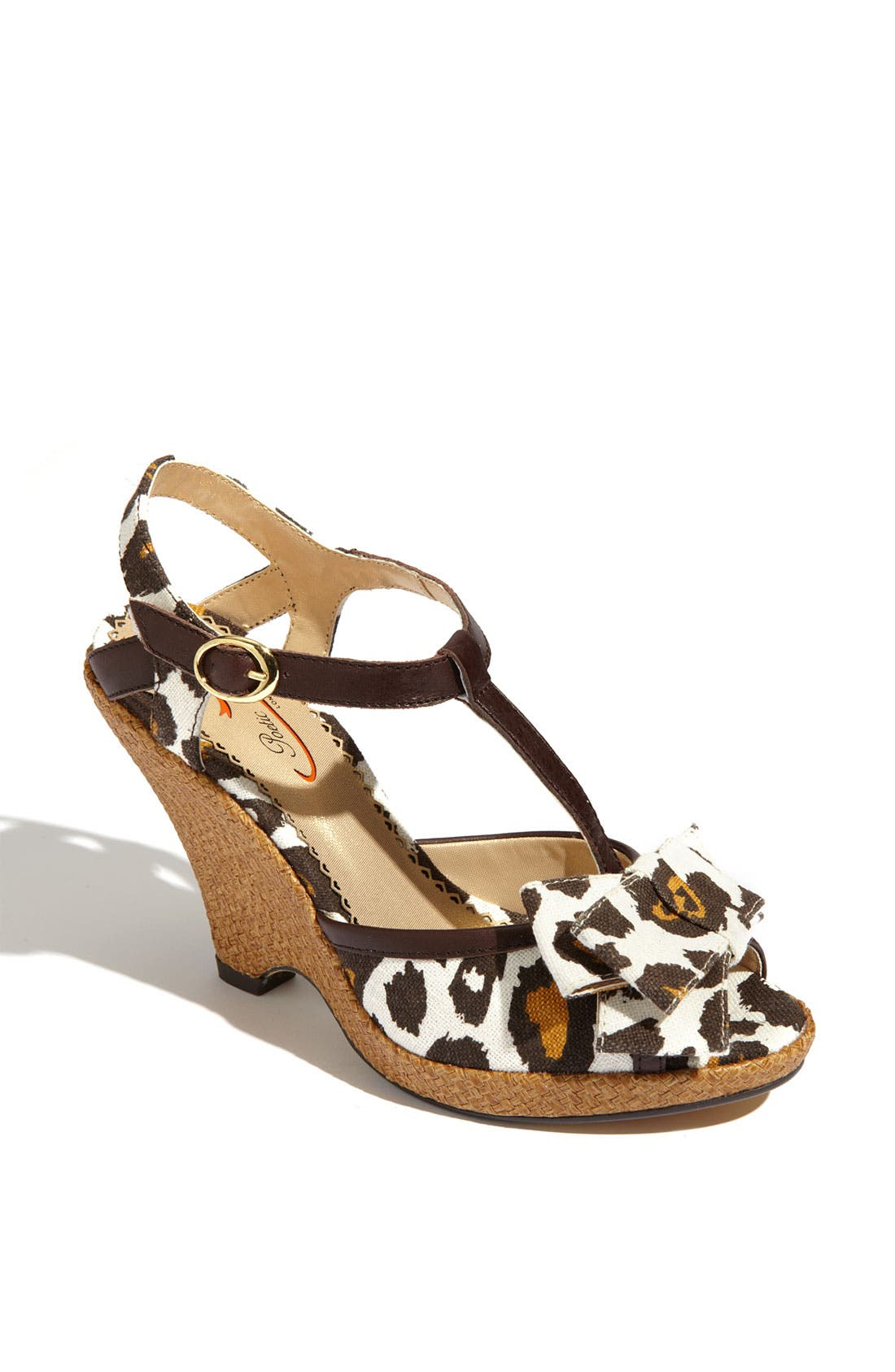 'Behave Yourself' Sandal, Main, color, 200