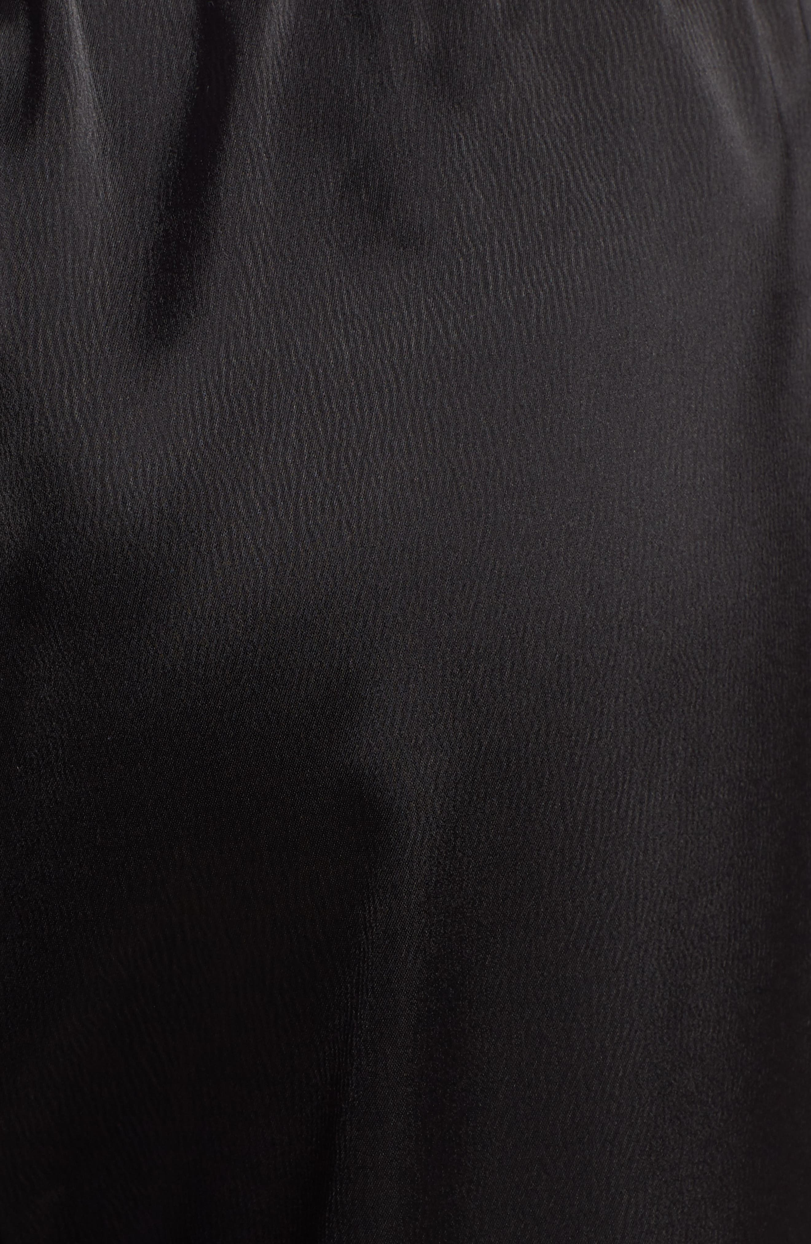 x Glam Squad Simple Jogger Pants,                             Alternate thumbnail 7, color,                             BLACK