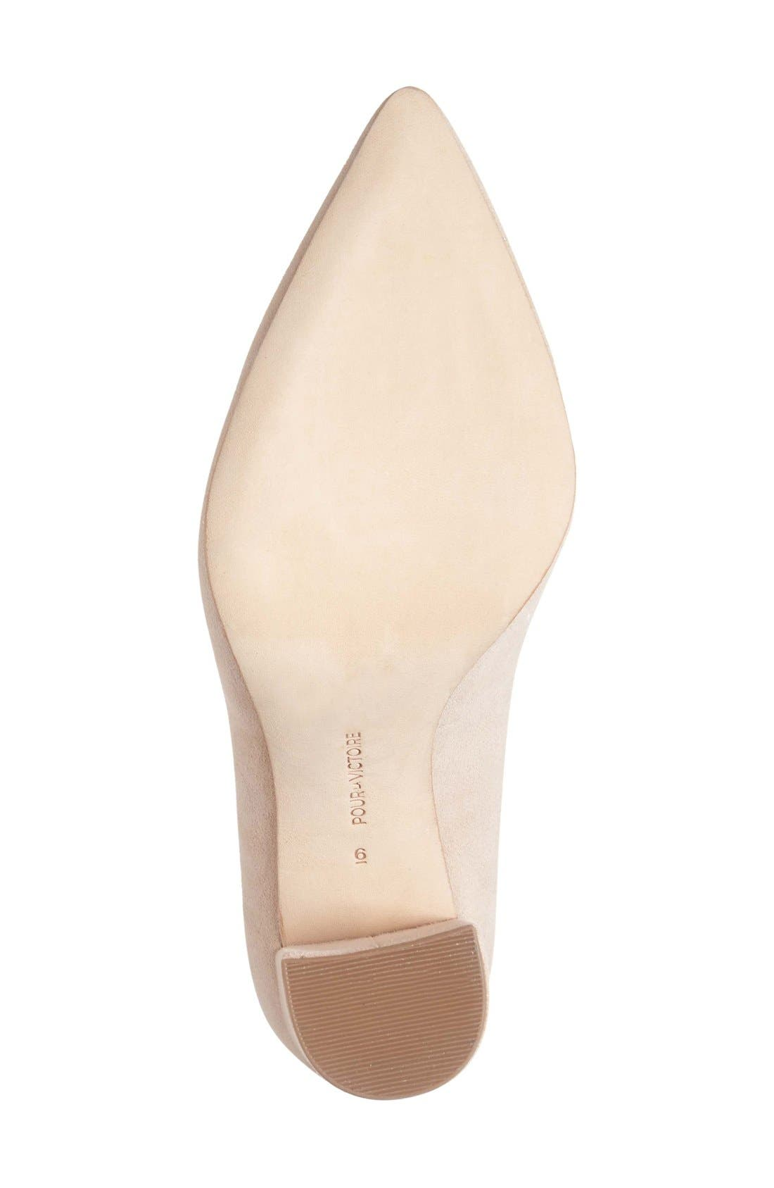 'Celina' Pointy Toe Pump,                             Alternate thumbnail 24, color,