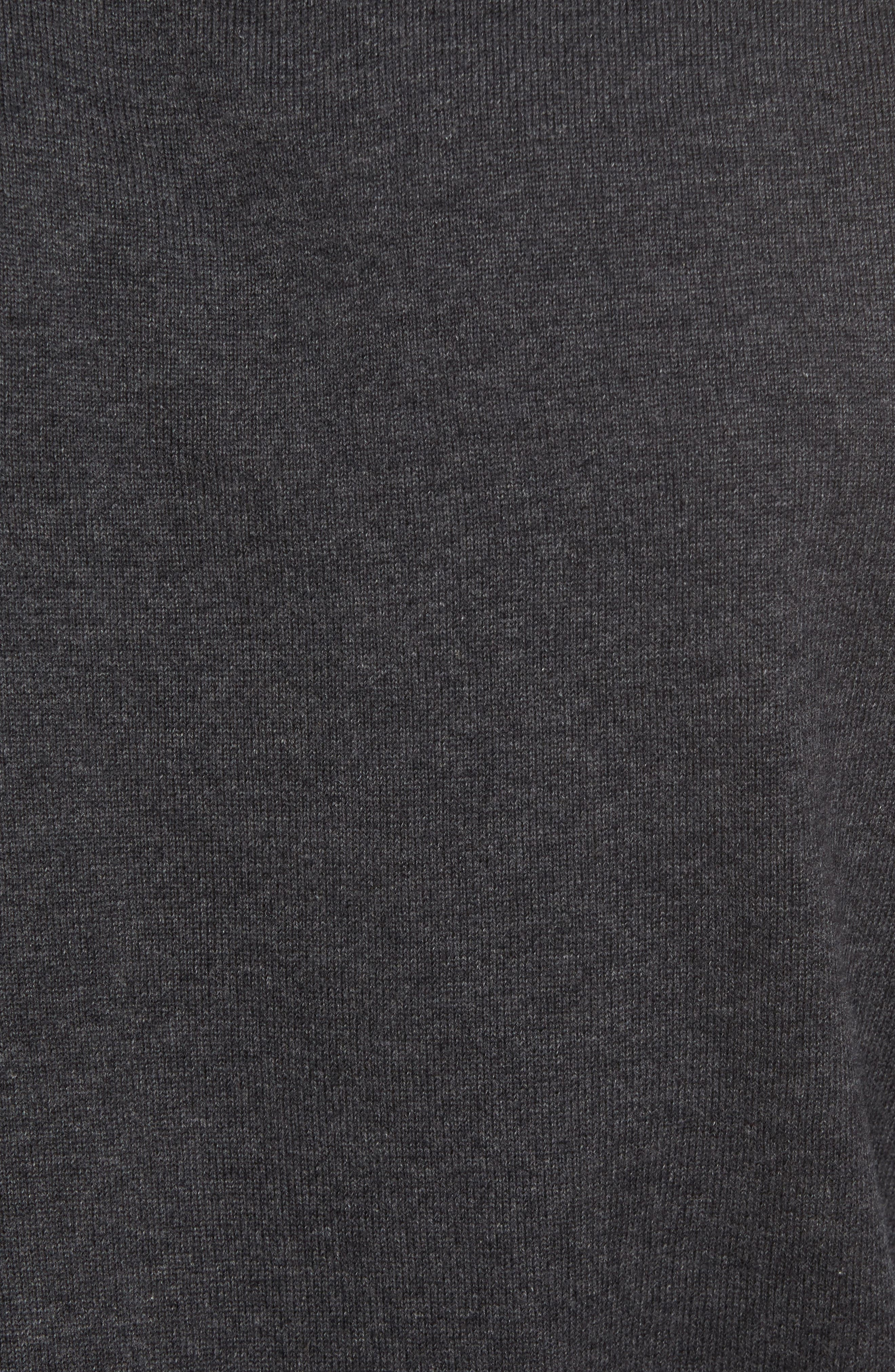 Portrait Crewneck Sweater,                             Alternate thumbnail 5, color,                             015