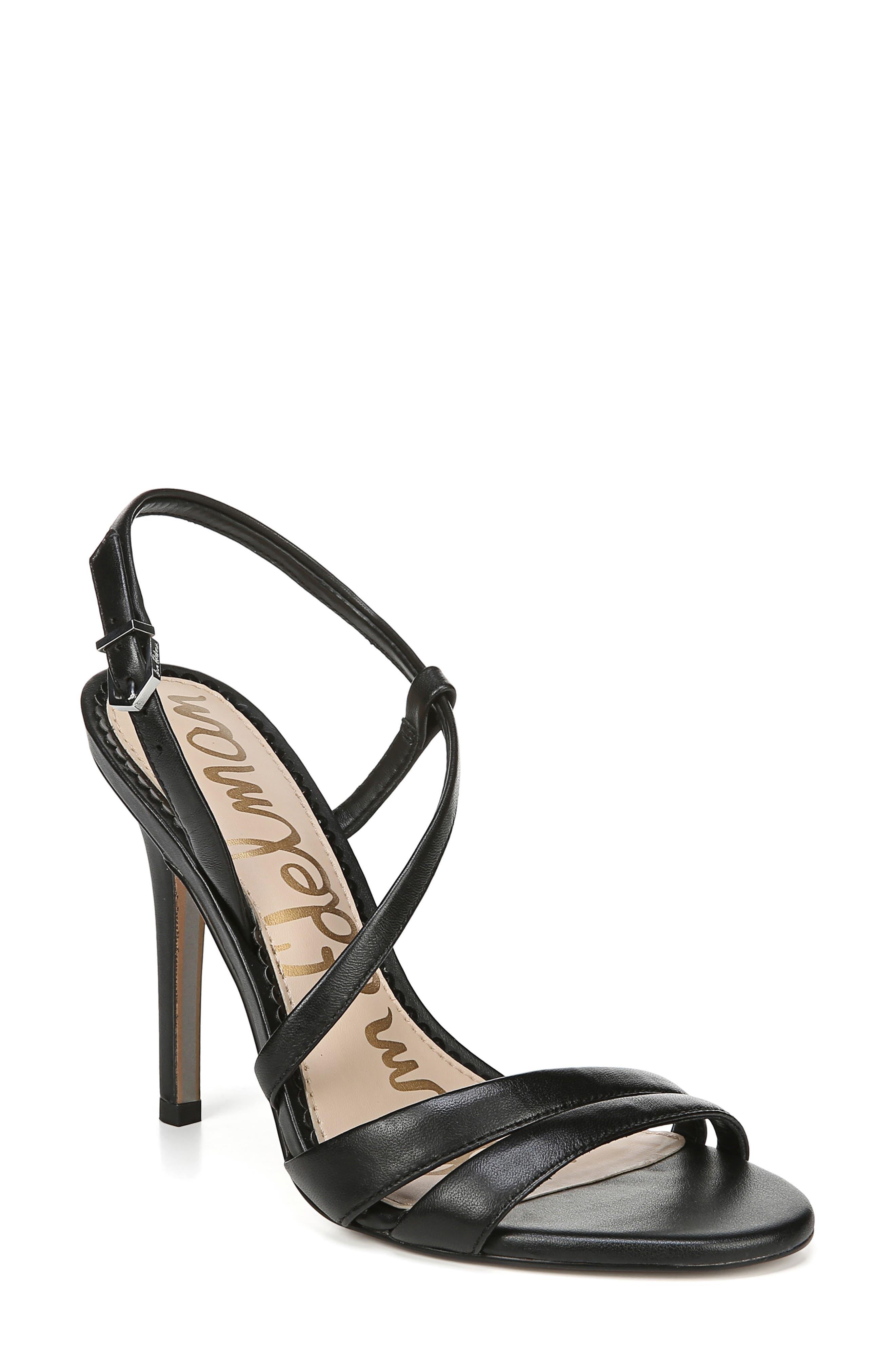 Alisandra Sandal, Main, color, BLACK