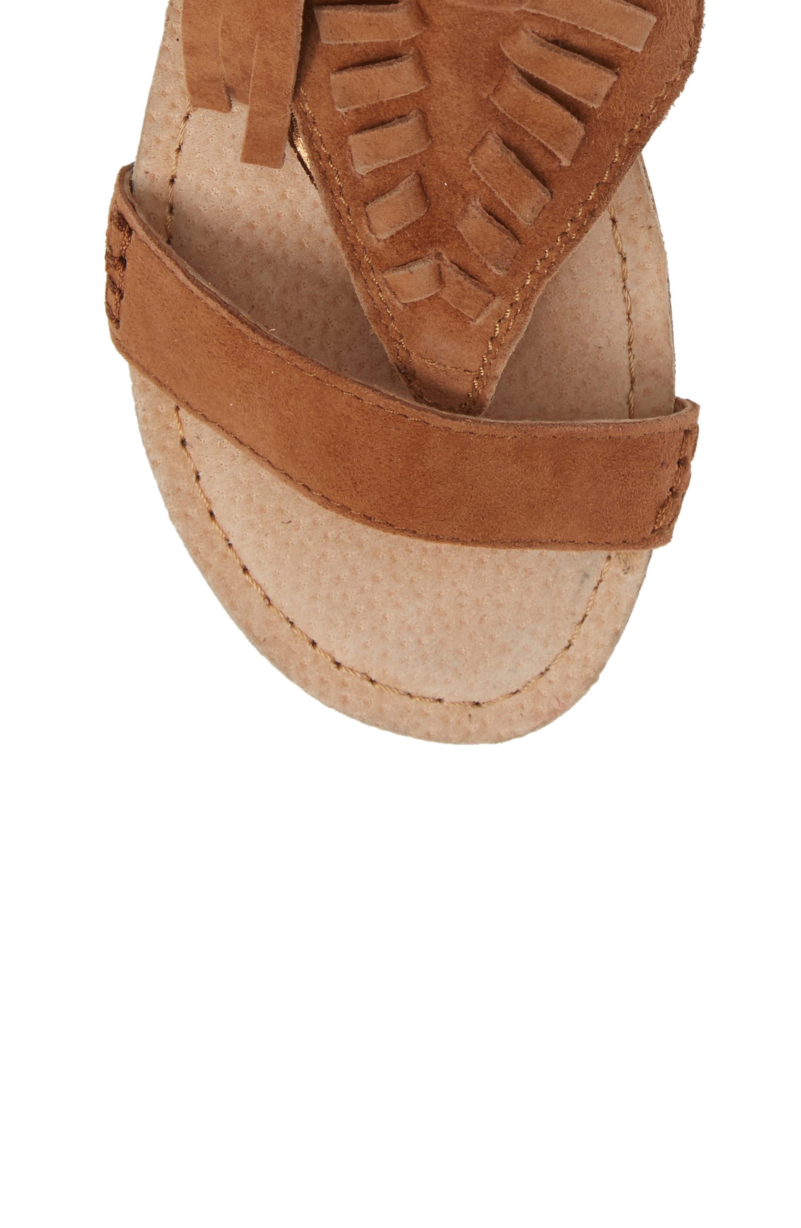 Cochise Flat Sandal,                             Alternate thumbnail 23, color,