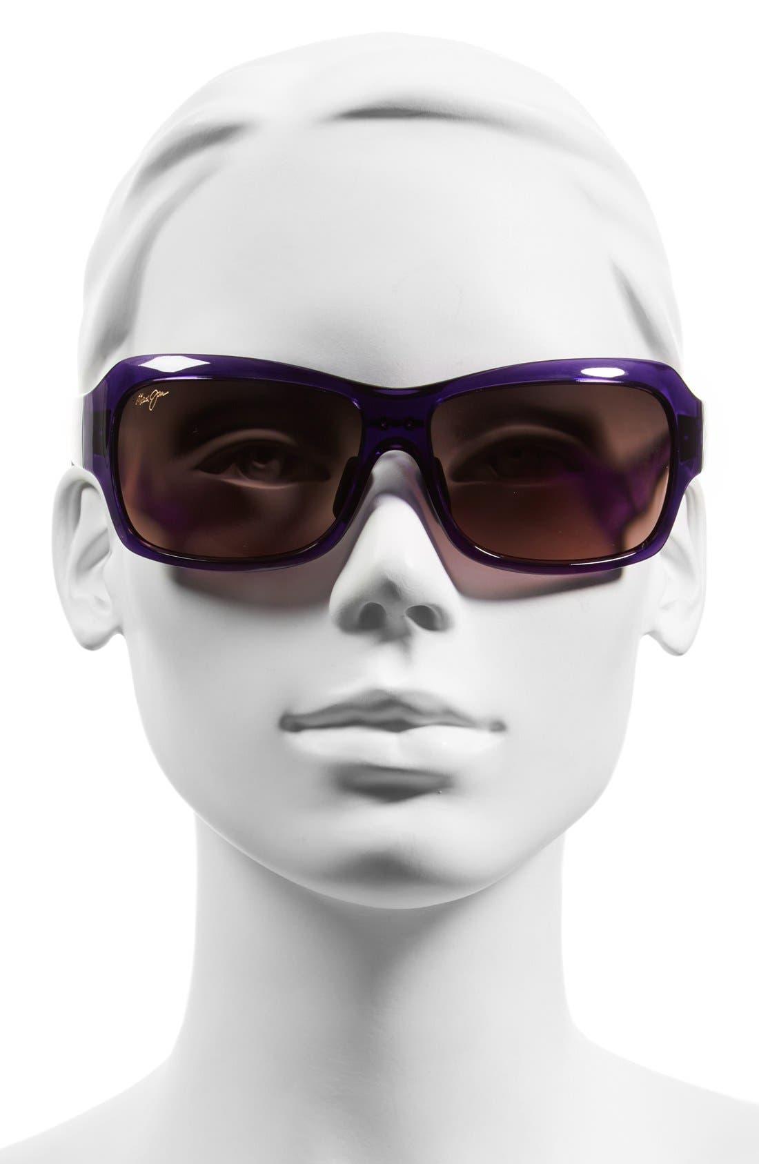Seven Pools 62mm PolarizedPlus2<sup>®</sup> Sunglasses,                             Alternate thumbnail 2, color,                             500