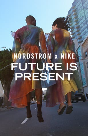 Nordstrom x Nike: future is present.