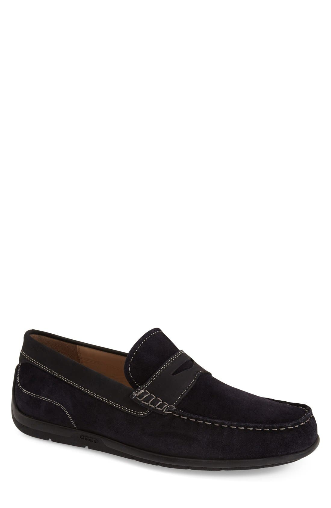 'Classic Moc 2.0' Penny Loafer,                             Main thumbnail 4, color,