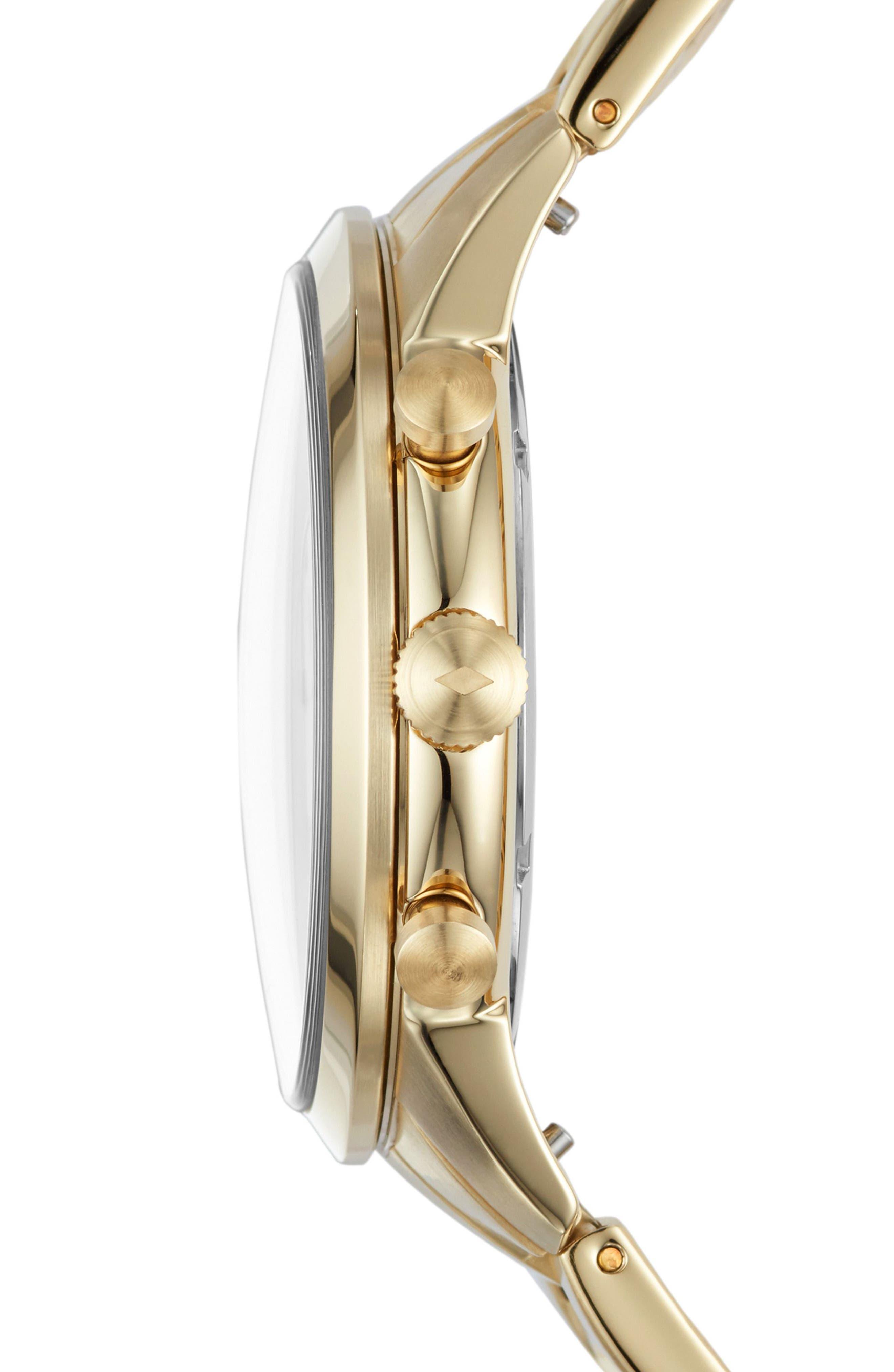 Townsman Chronograph Bracelet Watch, 44mm,                             Alternate thumbnail 8, color,