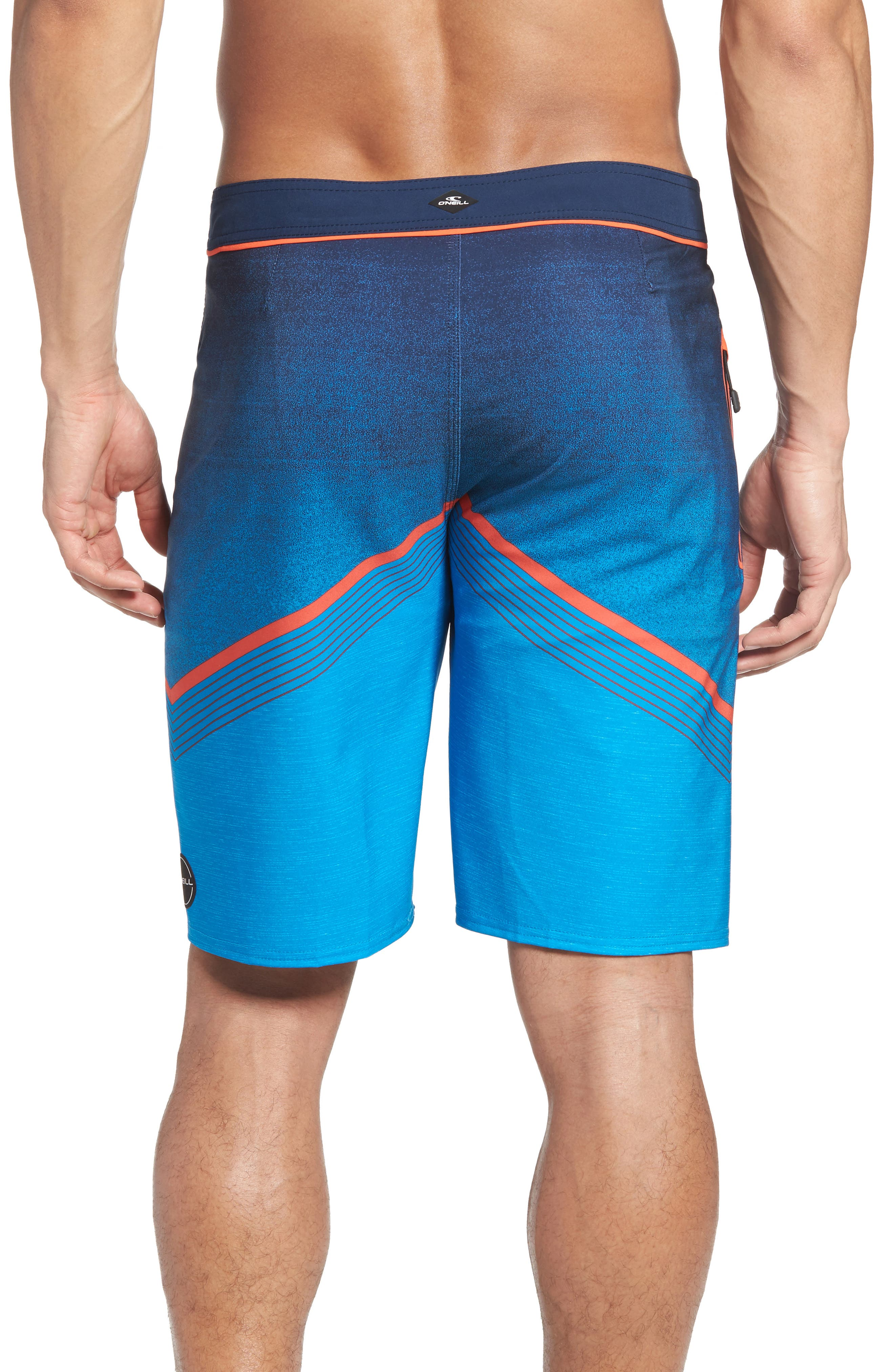 Hyperfreak Stretch Board Shorts,                             Alternate thumbnail 12, color,