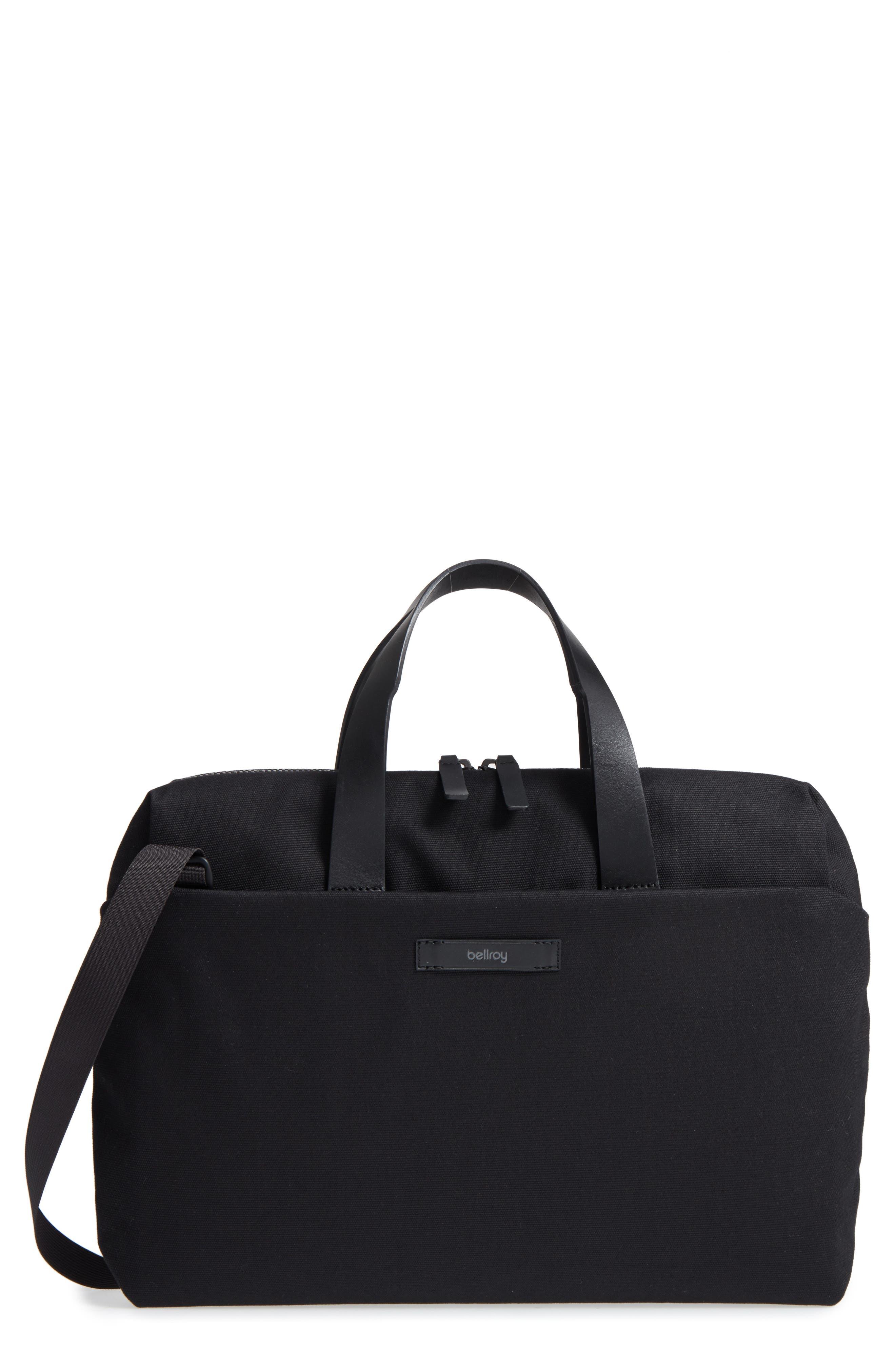 Slim Briefcase,                             Main thumbnail 1, color,                             001