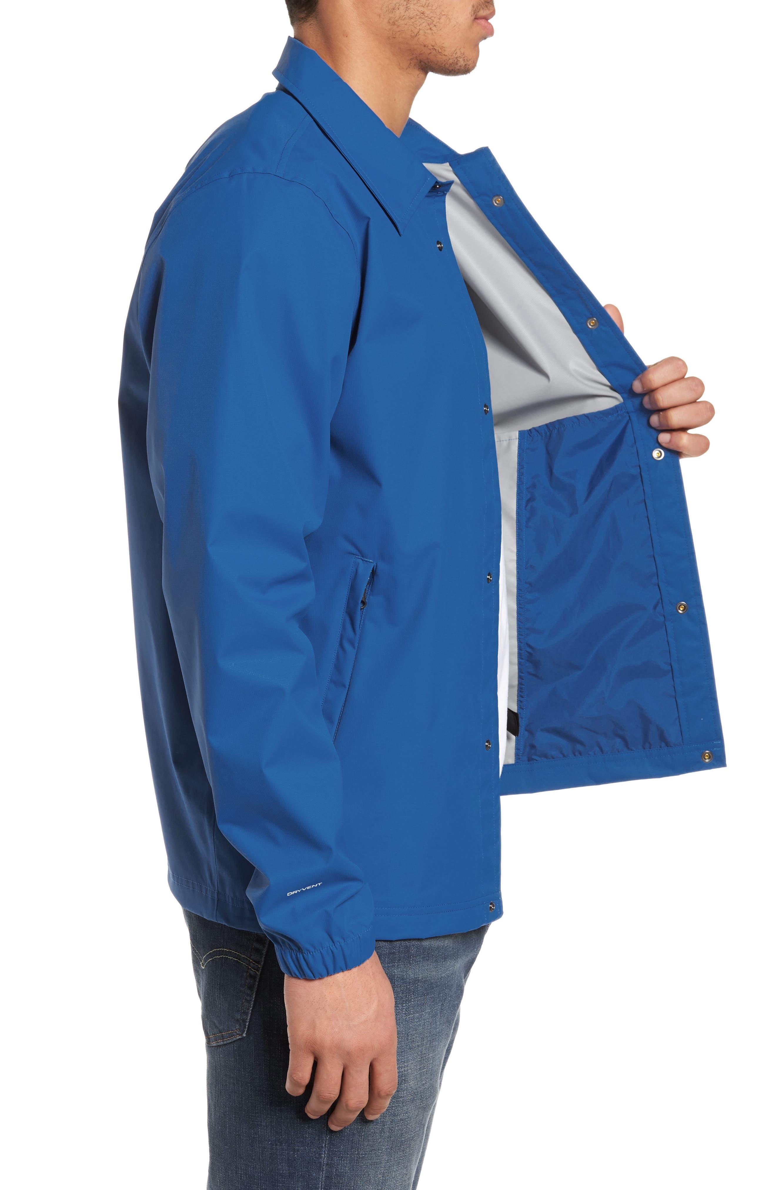 Coaches Rain Jacket,                             Alternate thumbnail 6, color,