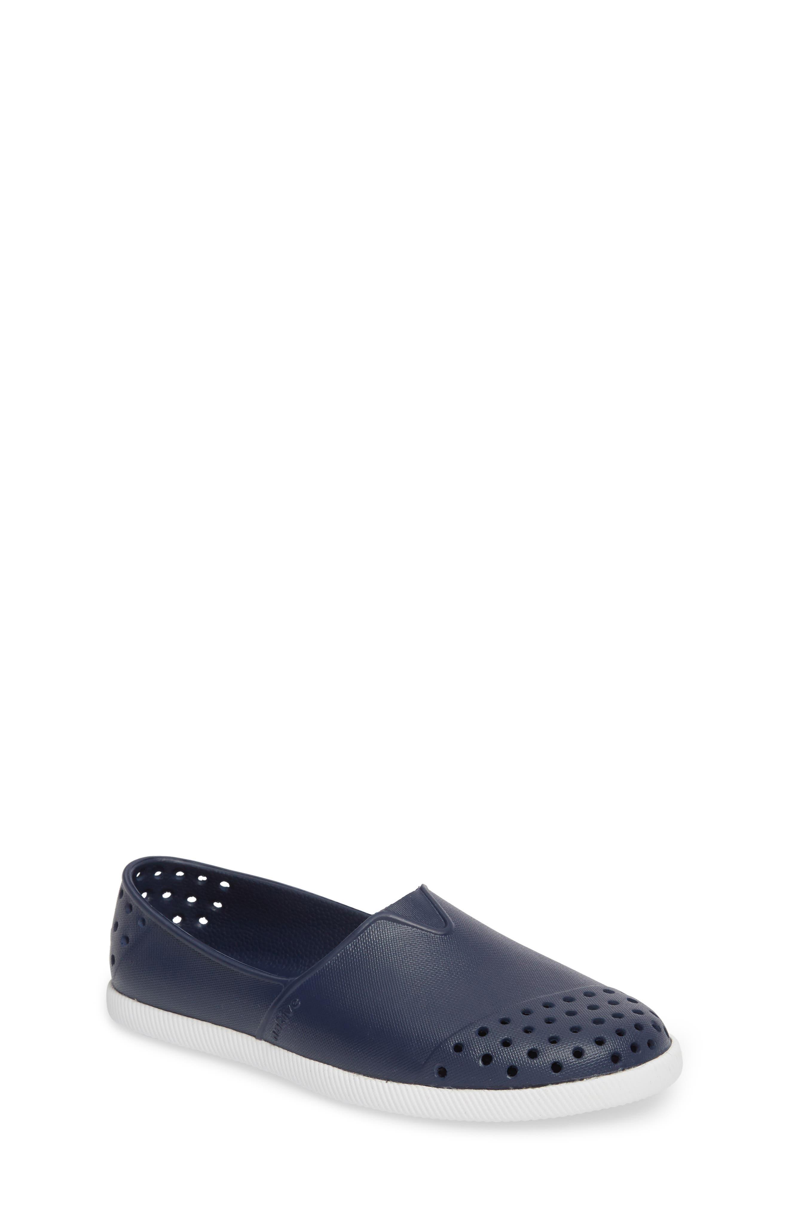 Verona Junior Perforated Slip-On,                         Main,                         color, 414
