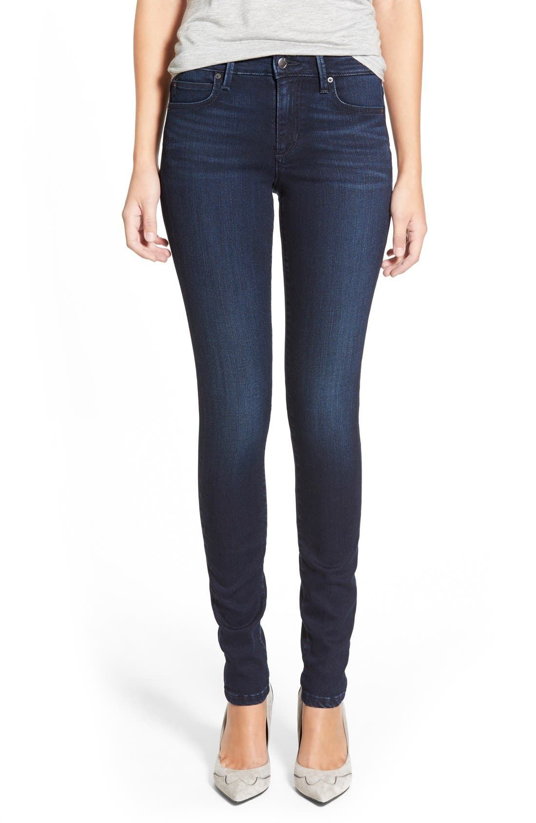 'Flawless - Icon' Skinny Jeans,                             Main thumbnail 1, color,                             410