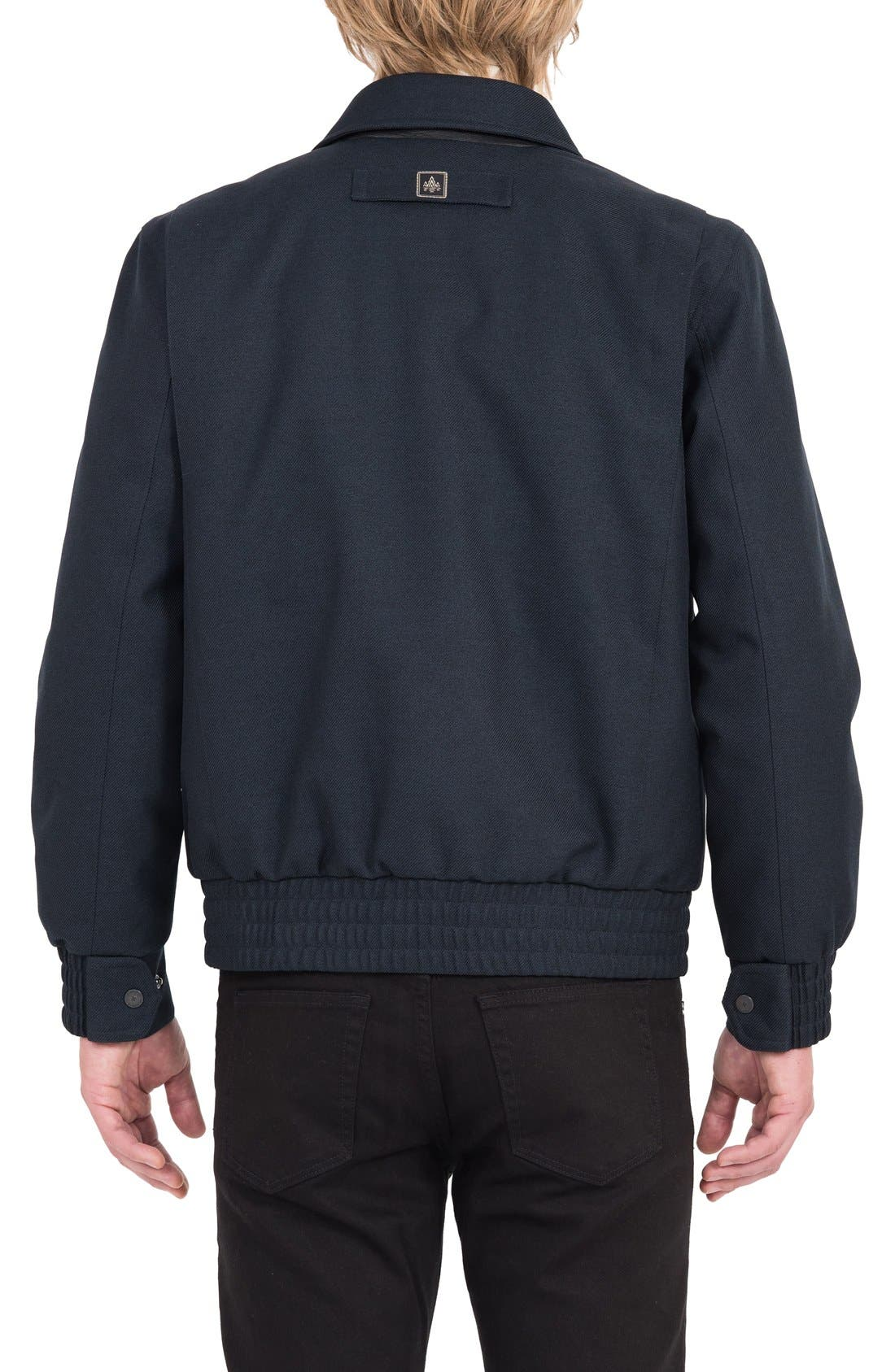 Cavalry Twill Bomber Jacket,                             Alternate thumbnail 2, color,                             407