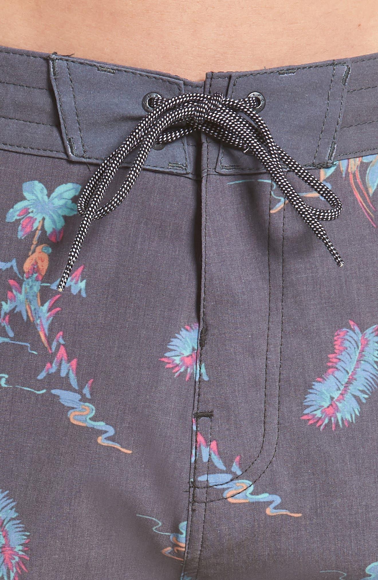 Vacay Layday Board Shorts,                             Alternate thumbnail 4, color,                             020