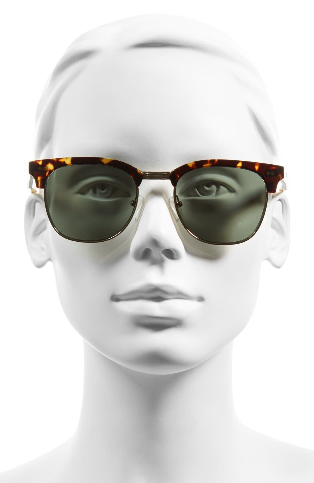 'Gavin' 52mm Sunglasses,                             Alternate thumbnail 2, color,                             200