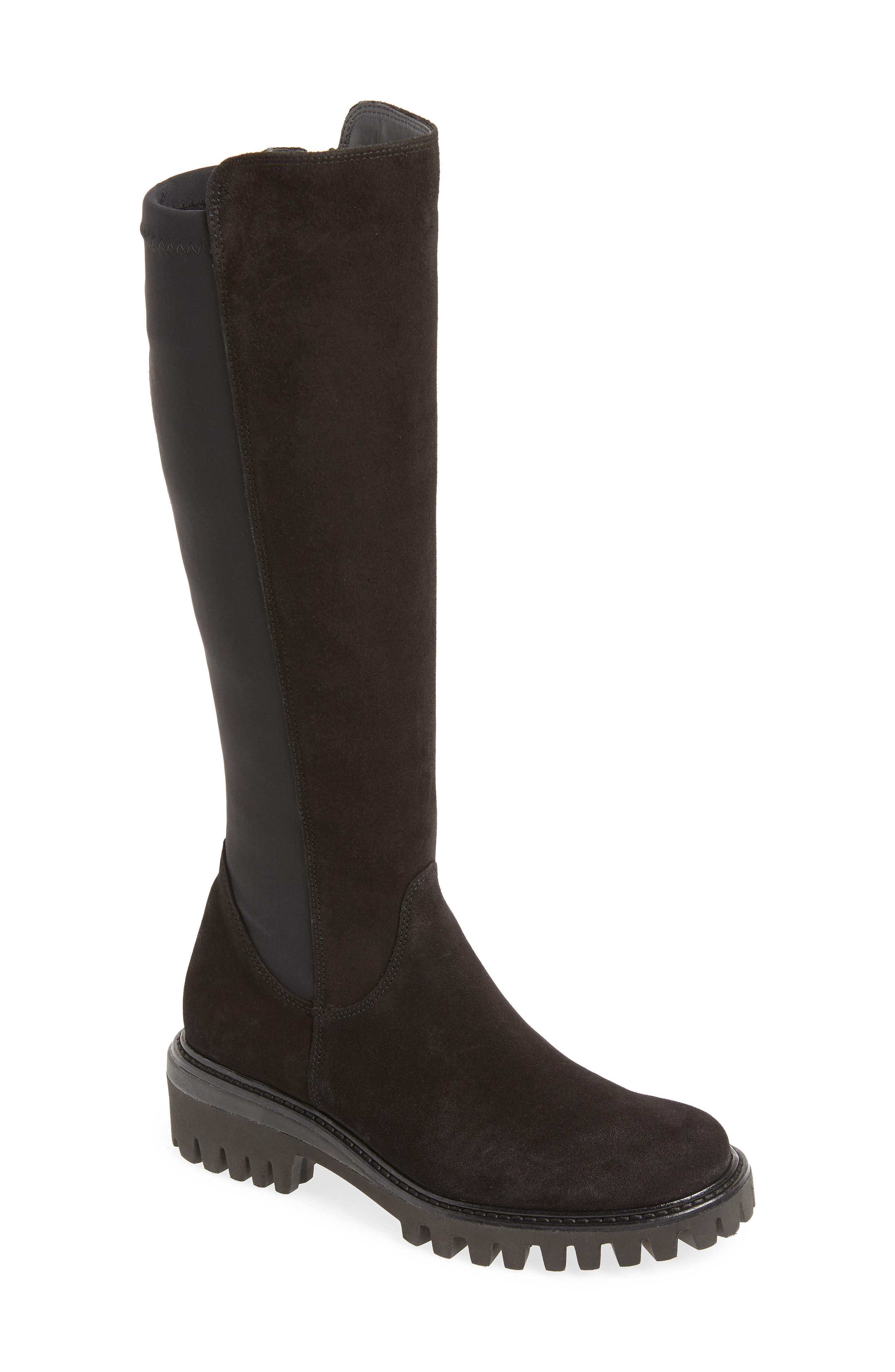 Paul Green Tuscan Water Resistant Boot - Black