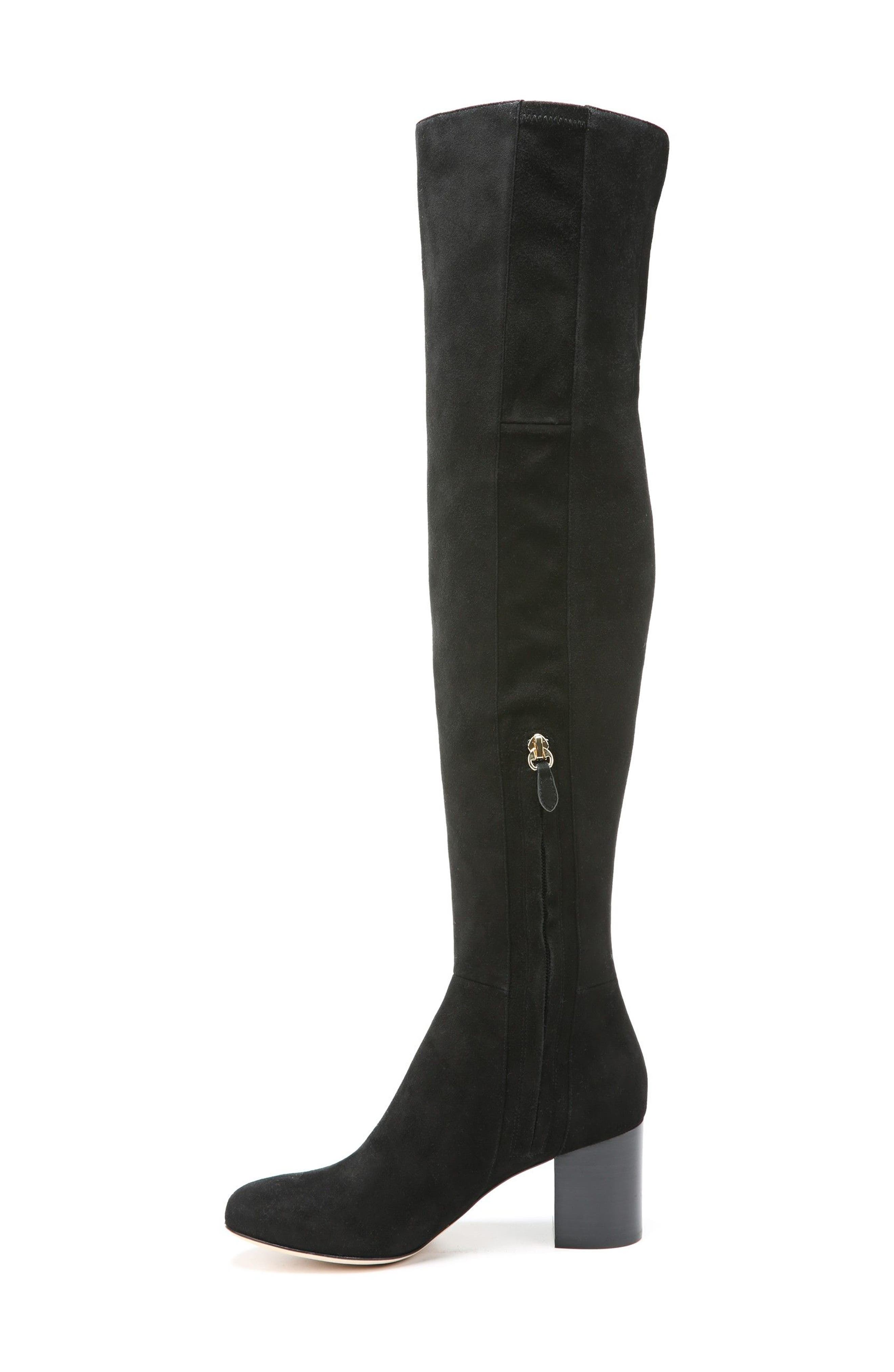 Luzzi Over the Knee Boot,                             Alternate thumbnail 7, color,