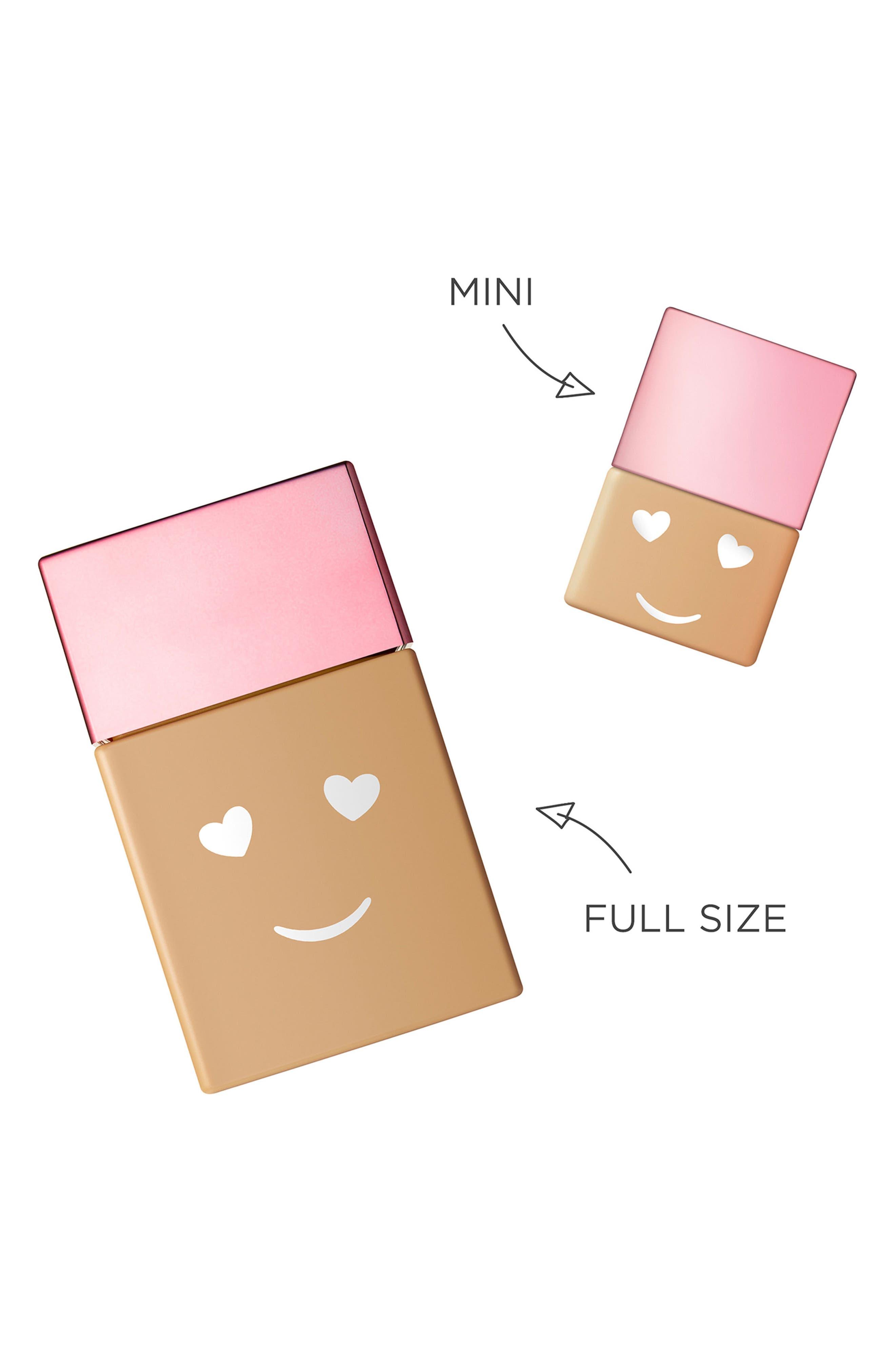 BENEFIT COSMETICS,                             Benefit Hello Happy Soft Blur Foundation,                             Alternate thumbnail 6, color,                             8 TAN / WARM