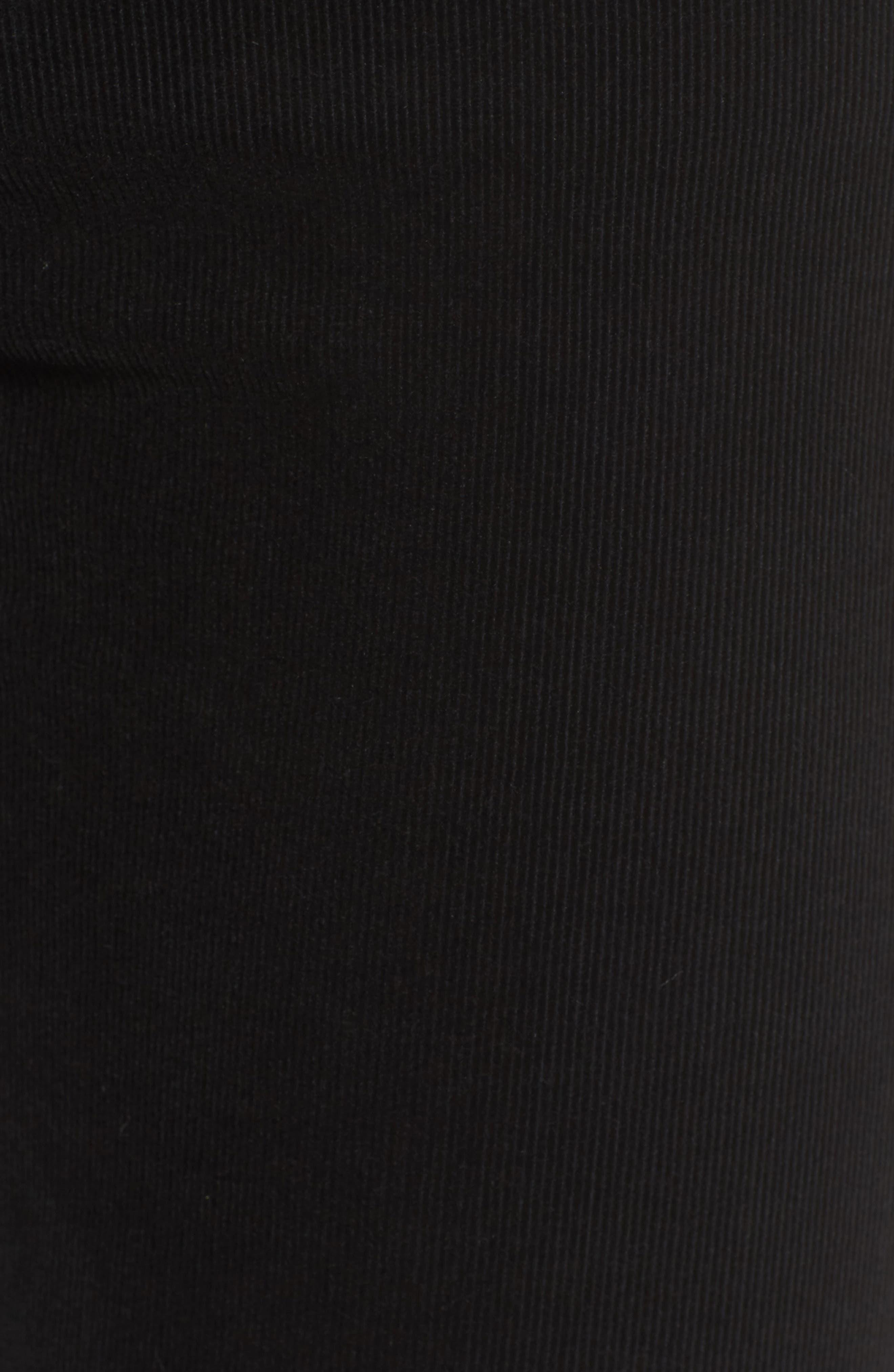 Rocket High Waist Skinny Corduroy Pants,                             Alternate thumbnail 5, color,                             006