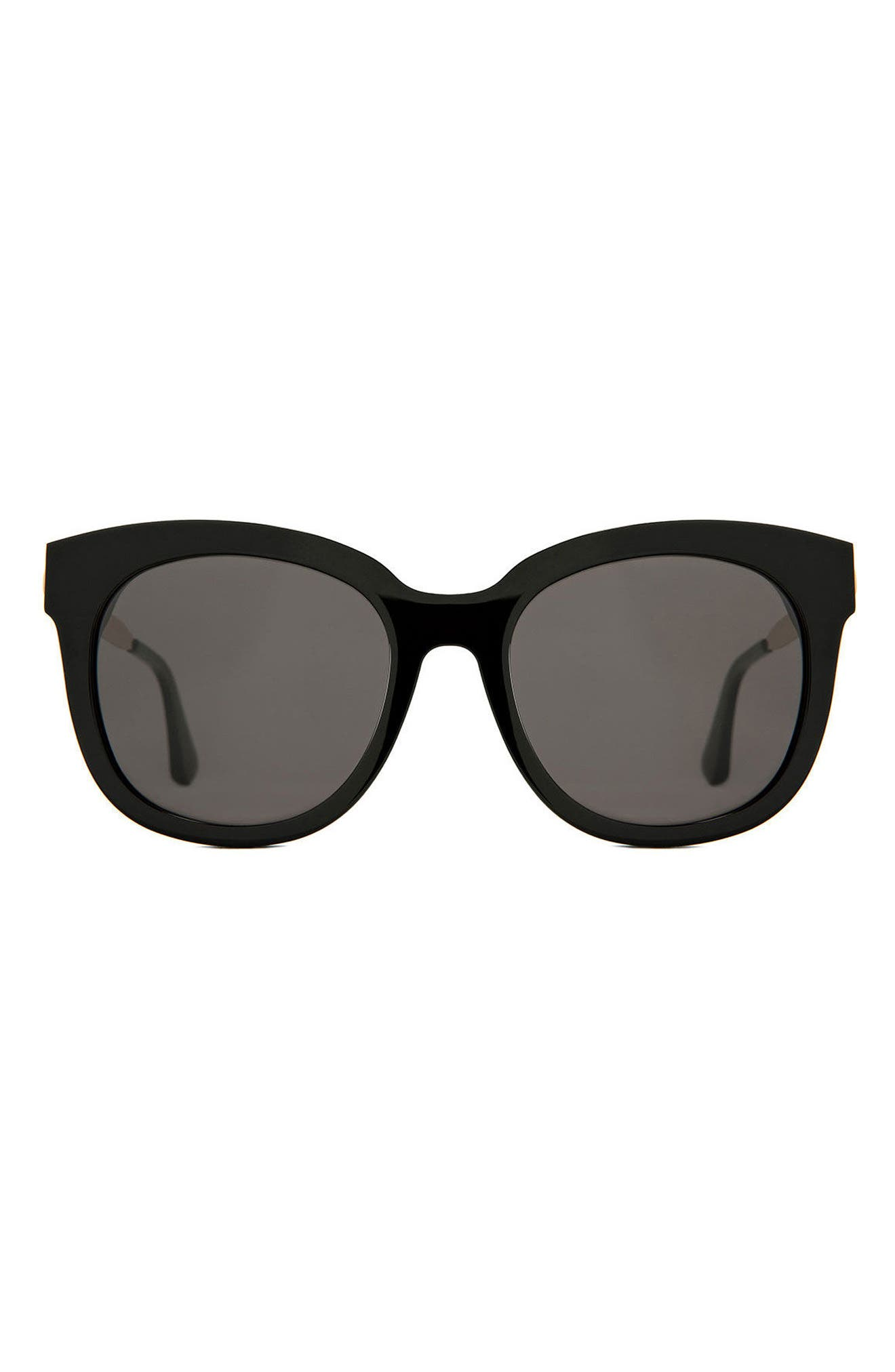 Cuba 55mm Sunglasses,                         Main,                         color, 001