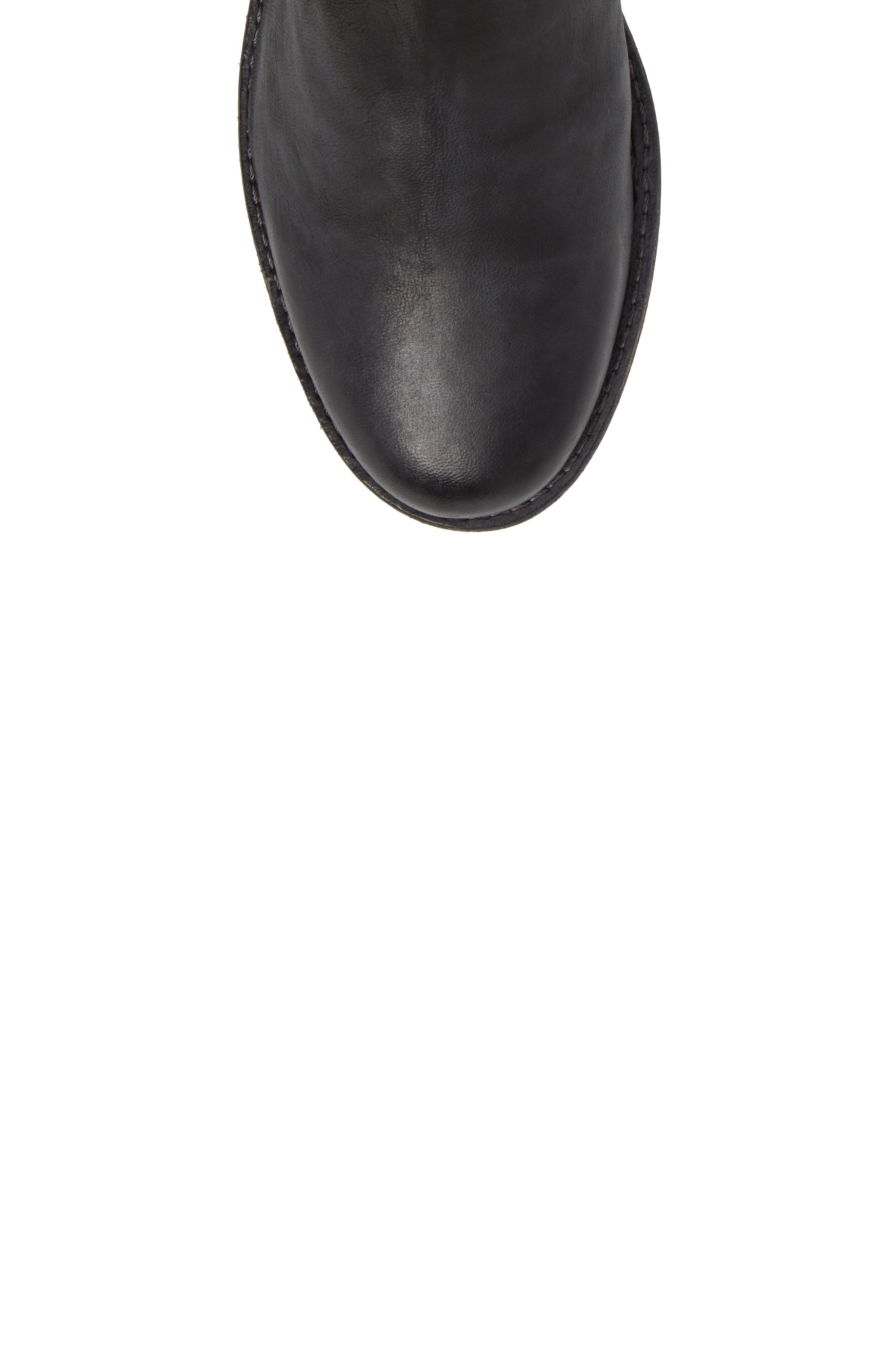 Alamosa Slouchy Bootie,                             Alternate thumbnail 5, color,                             001