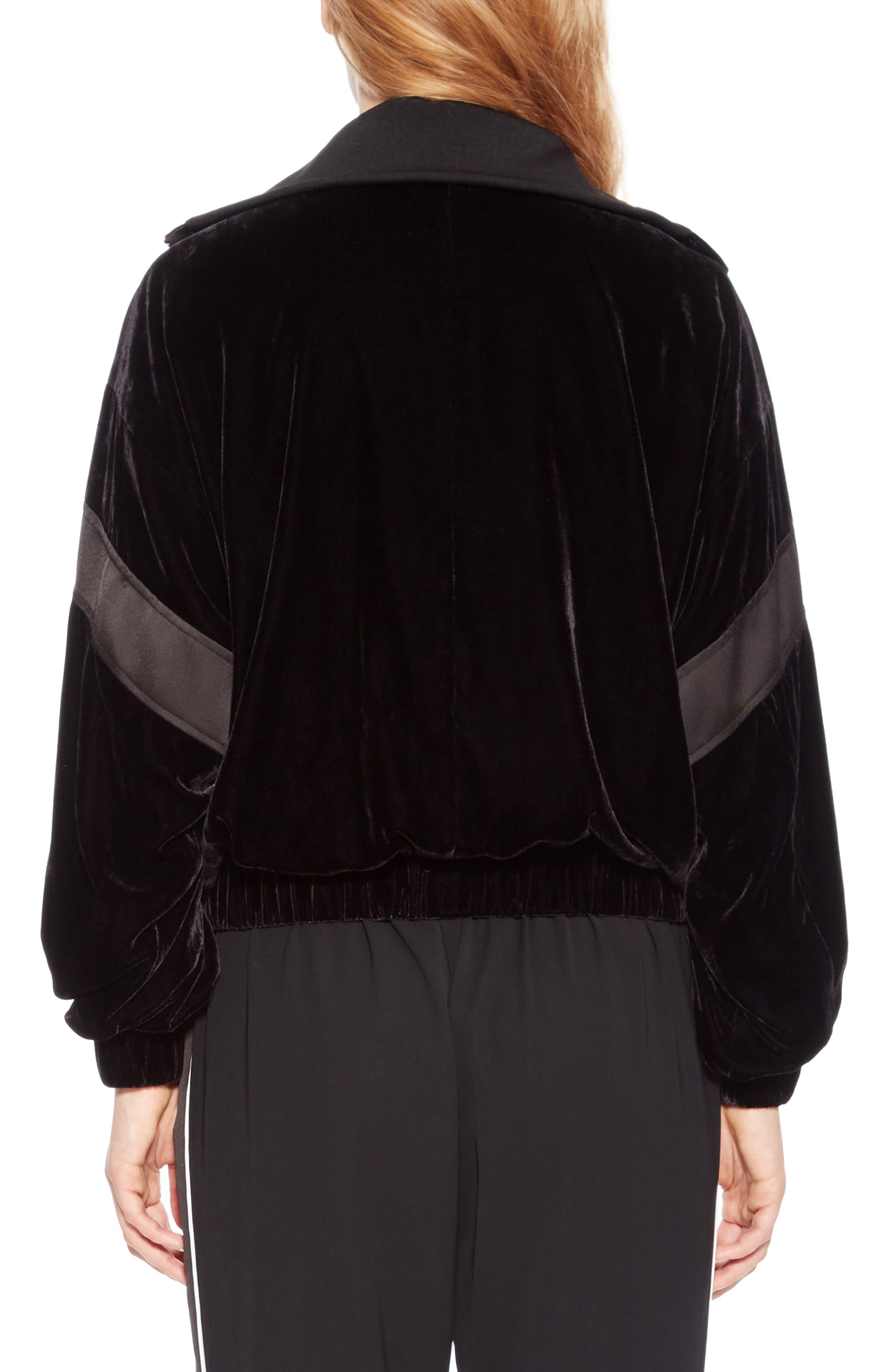 Hollis Jacket,                             Alternate thumbnail 2, color,                             BLACK