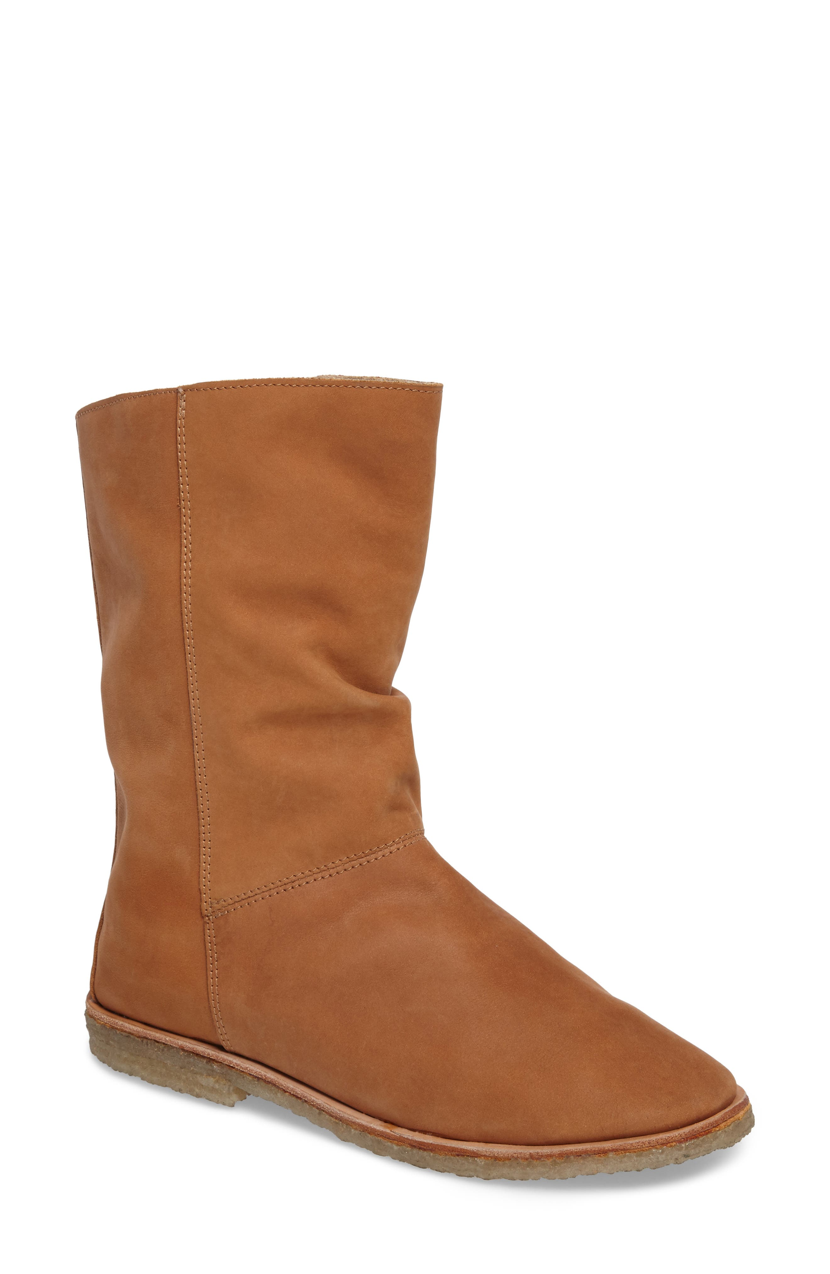 Owl Slouchy Bootie,                             Main thumbnail 2, color,